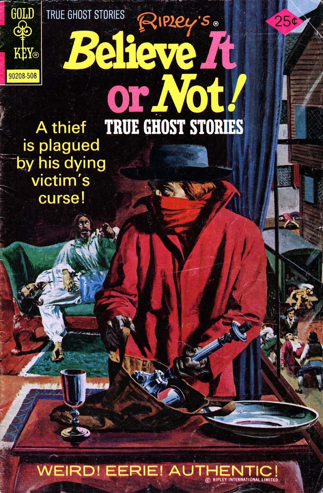 Ripleys Believe it or Not! (1965) 56 Page 1