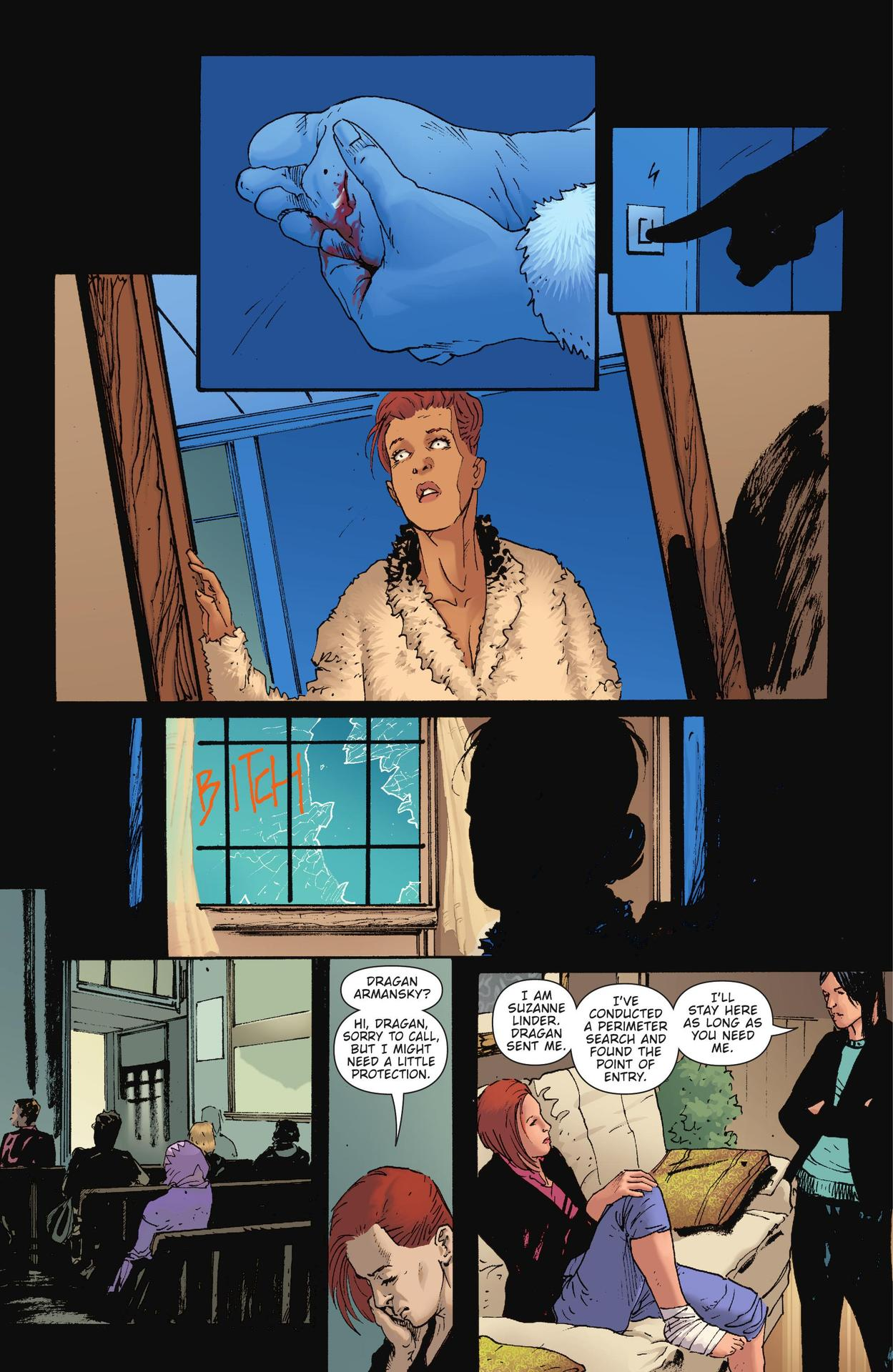 Read online The Girl Who Kicked The Hornet's Nest comic -  Issue # TPB - 186
