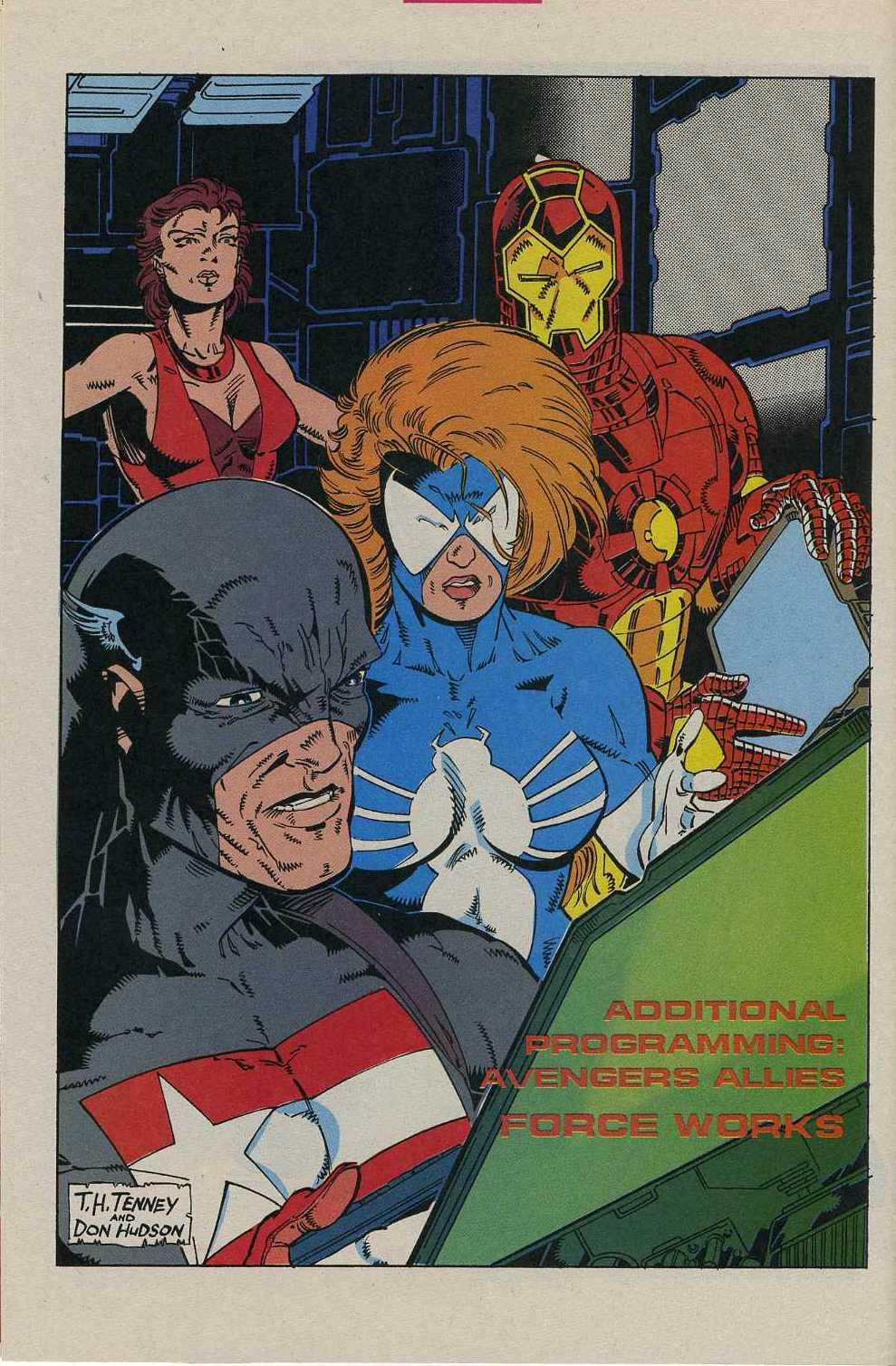 Read online Avengers Strike File comic -  Issue # Full - 27
