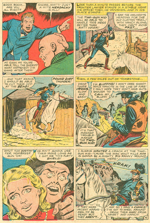 Read online Two-Gun Kid comic -  Issue #92 - 6