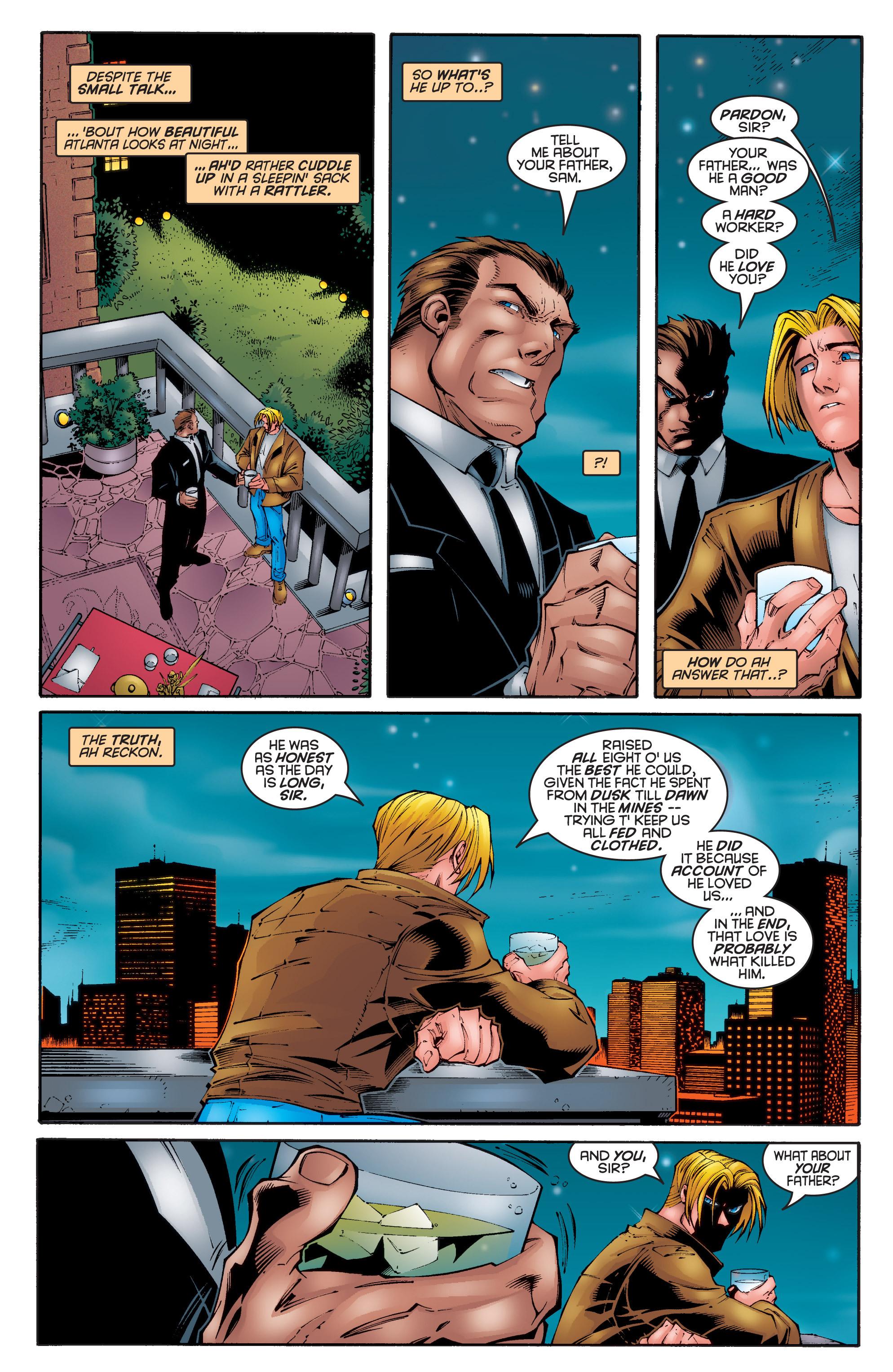 Read online Uncanny X-Men (1963) comic -  Issue #340 - 13