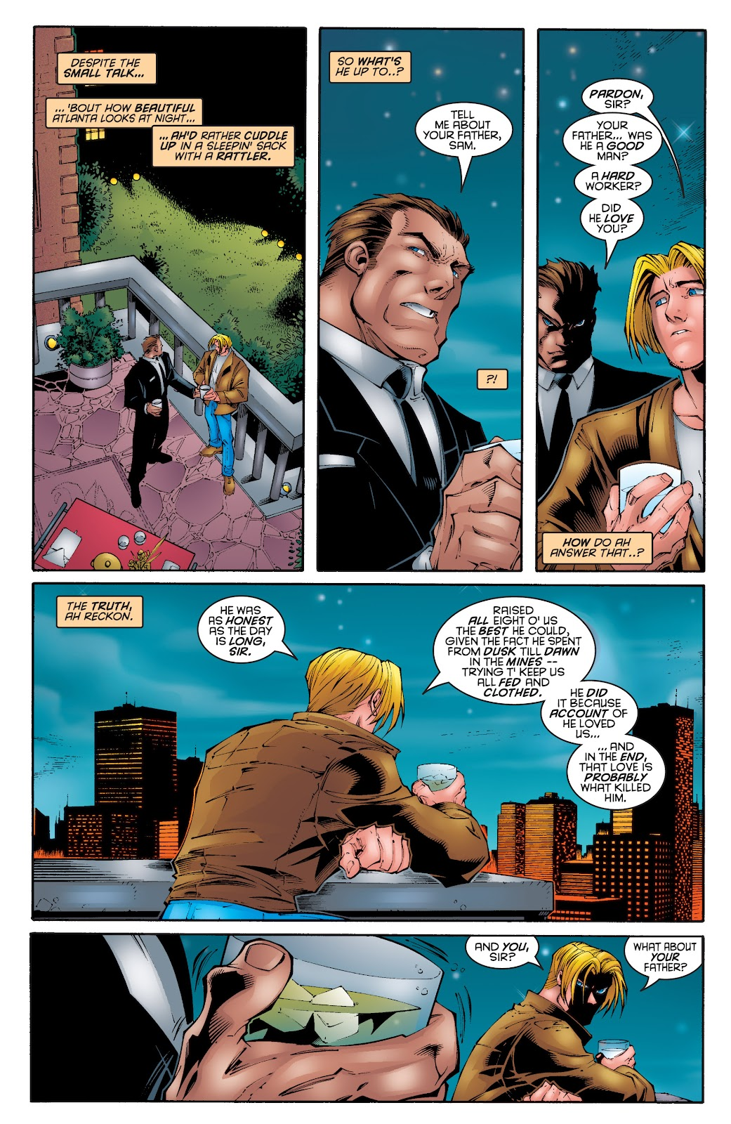 Uncanny X-Men (1963) issue 340 - Page 13