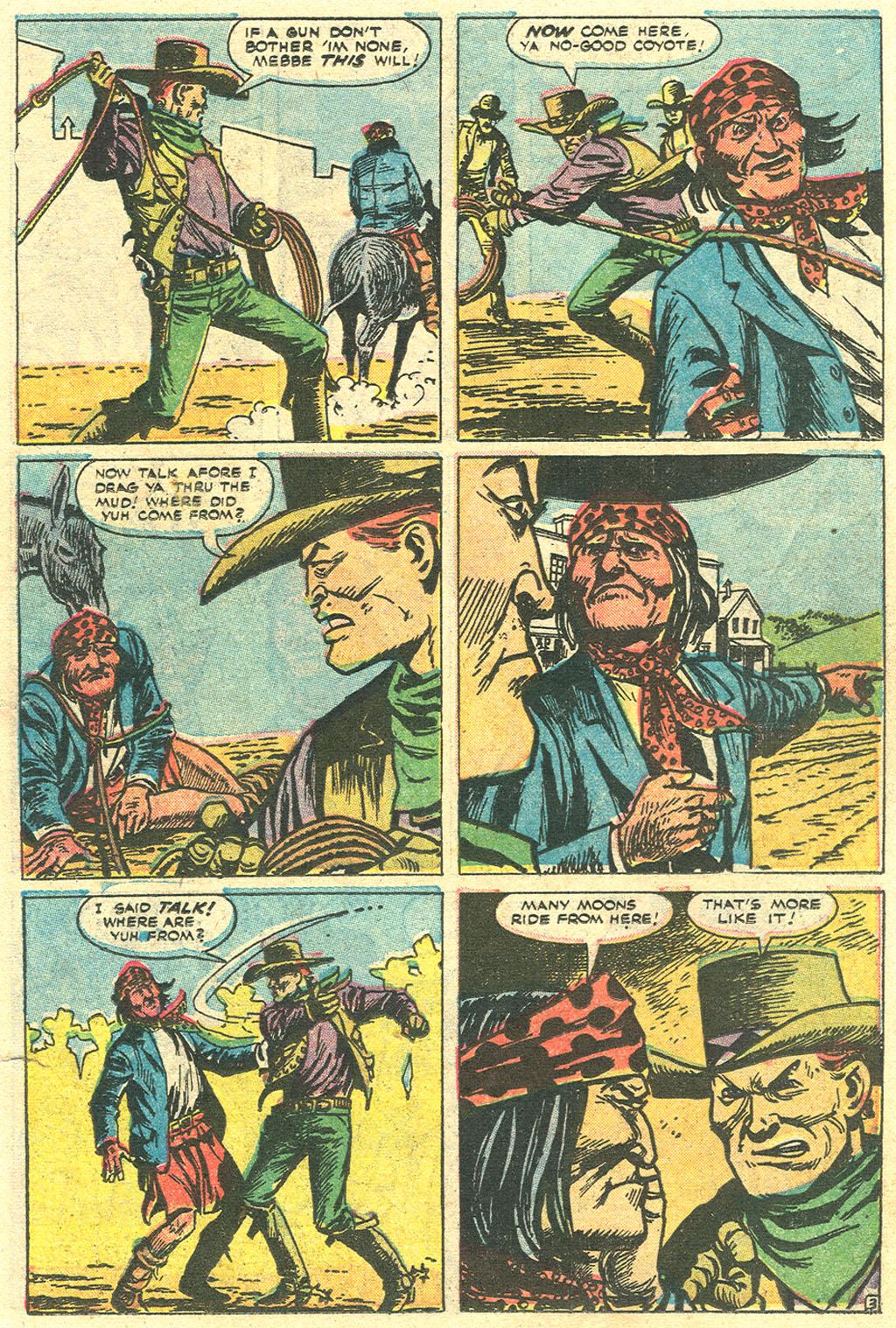 Read online Two-Gun Kid comic -  Issue #29 - 23