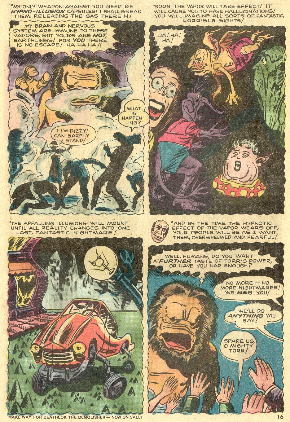 Strange Tales (1951) issue 175 - Page 11