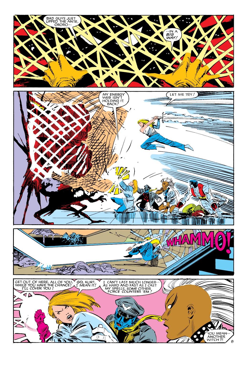 Uncanny X-Men (1963) issue 188 - Page 9