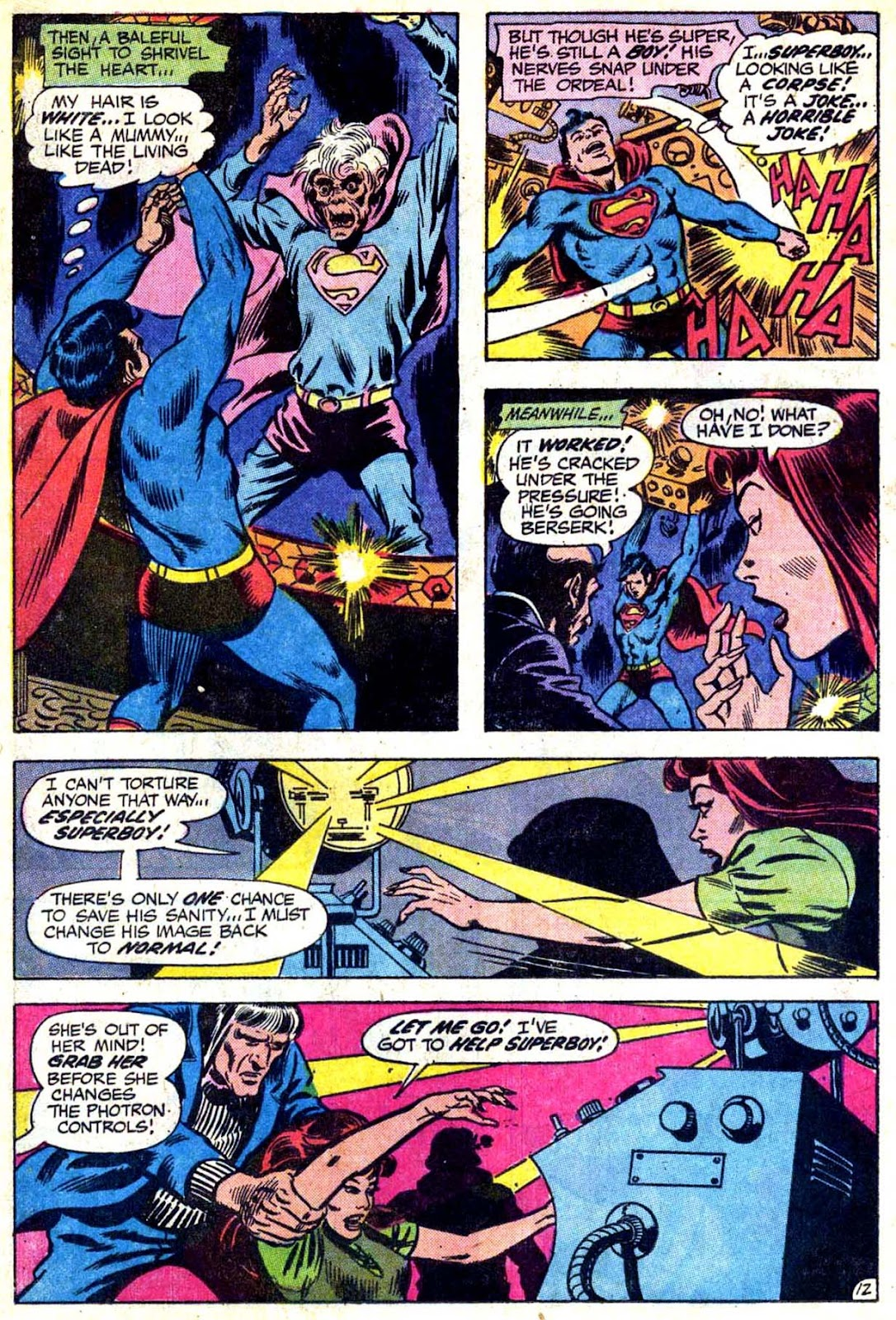 Superboy (1949) issue 184 - Page 12