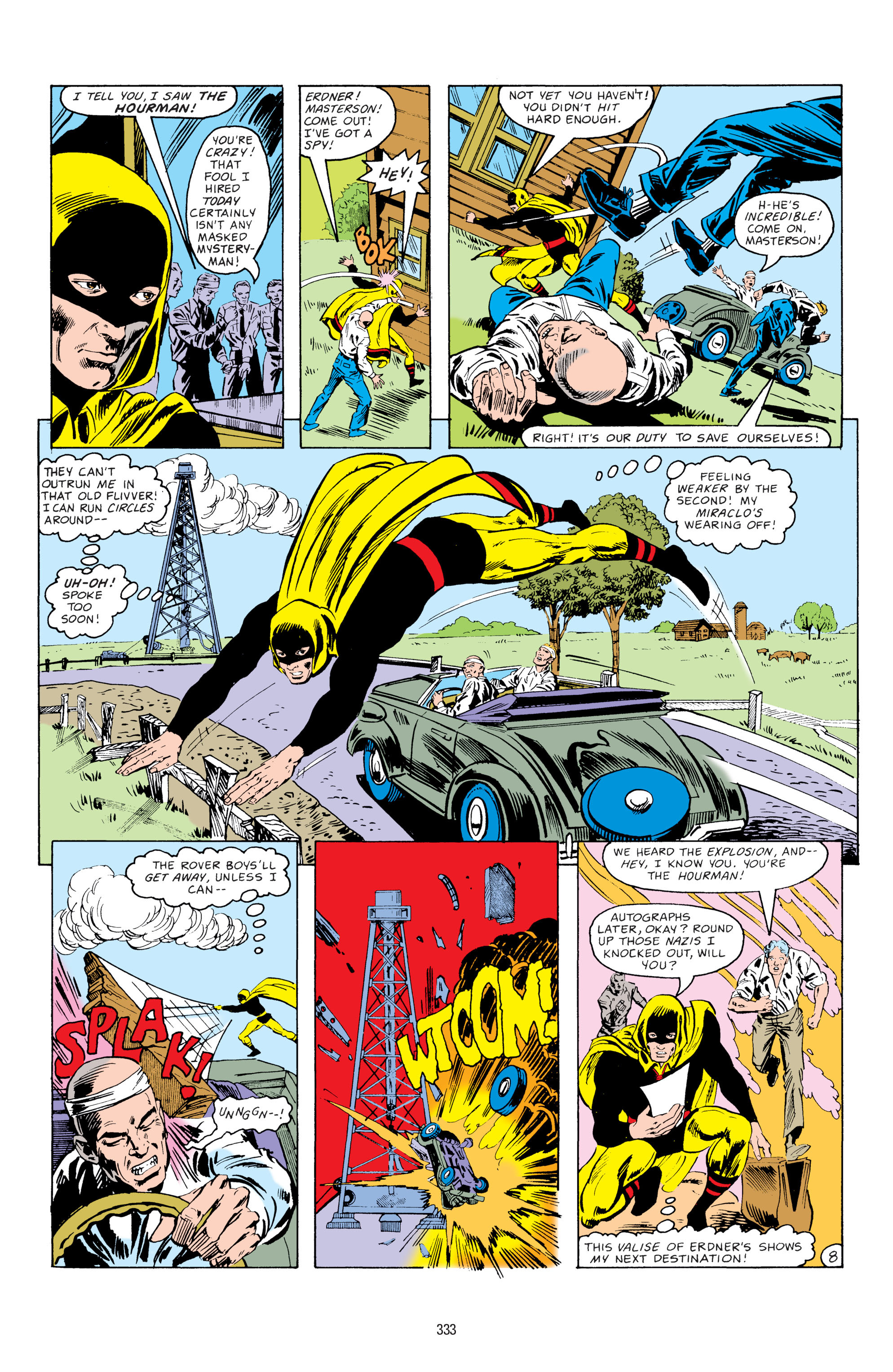 Read online All-Star Squadron comic -  Issue #67 - 9