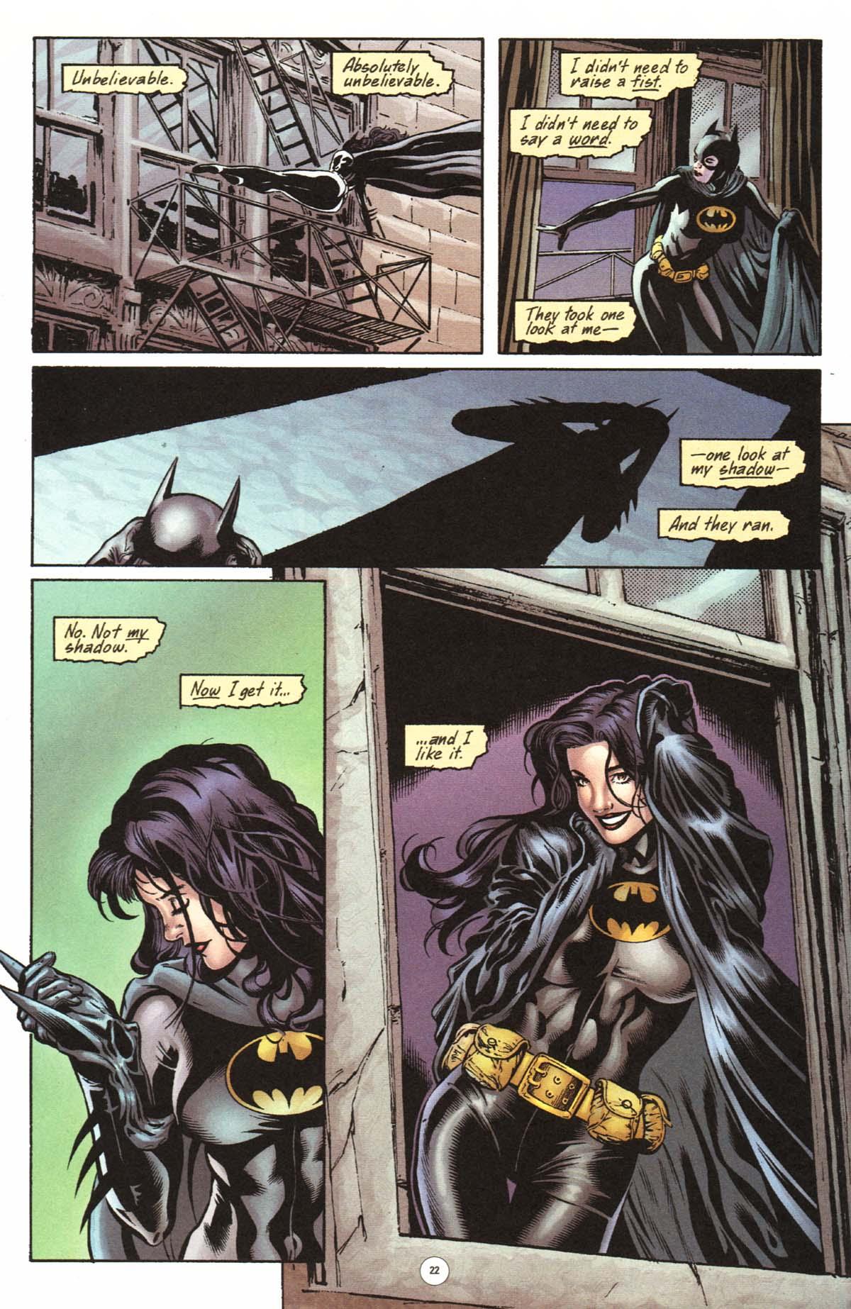 Read online Batman: No Man's Land comic -  Issue #0 - 18
