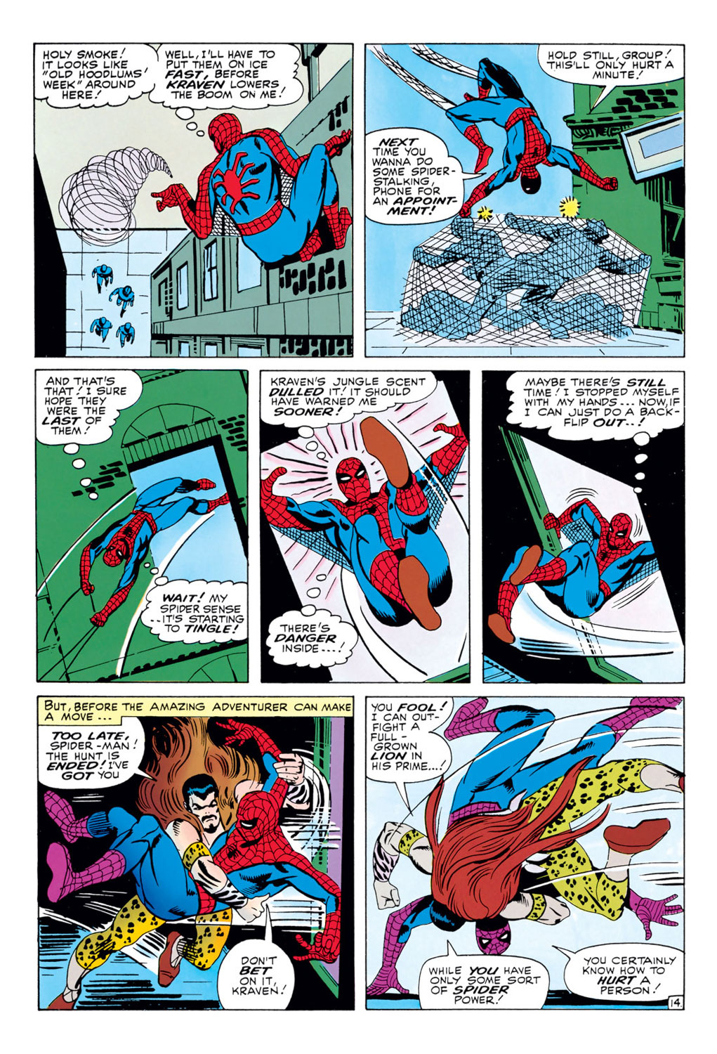 The Amazing Spider-Man (1963) 34 Page 14