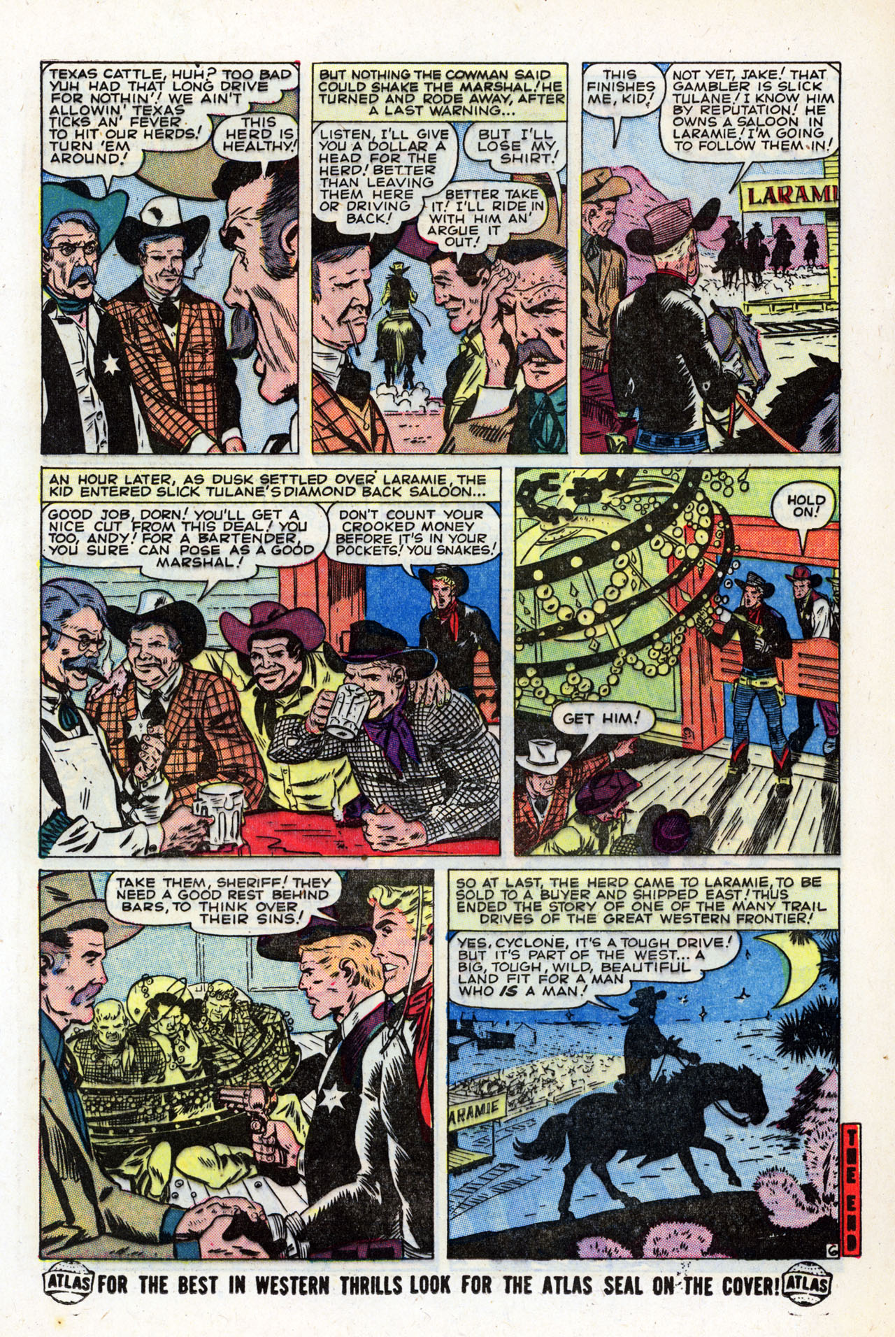 Read online Two-Gun Kid comic -  Issue #23 - 16