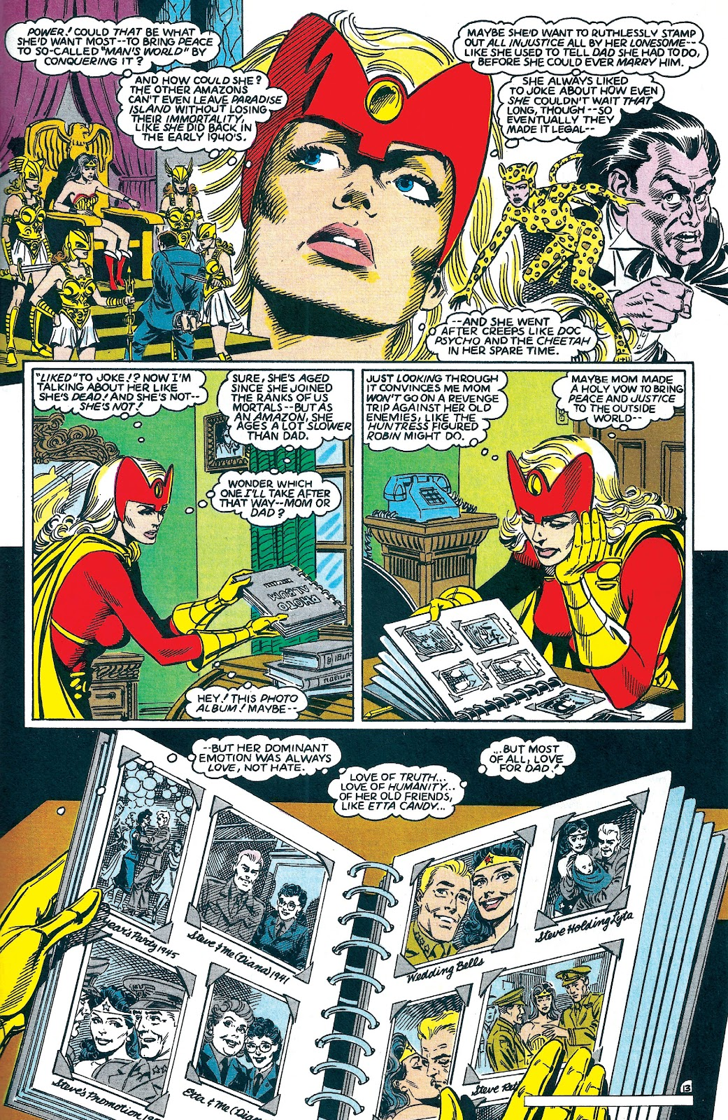 Infinity Inc. (1984) issue 7 - Page 13