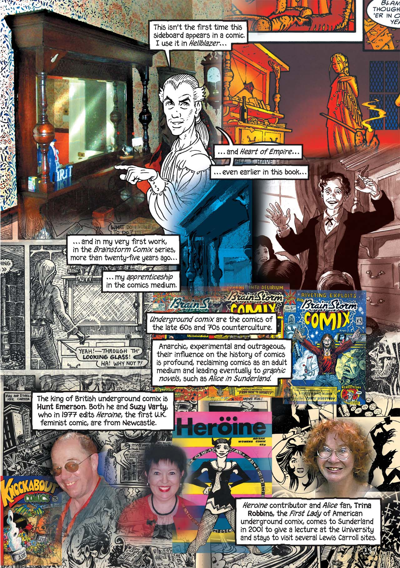 Read online Alice in Sunderland comic -  Issue # Full - 261