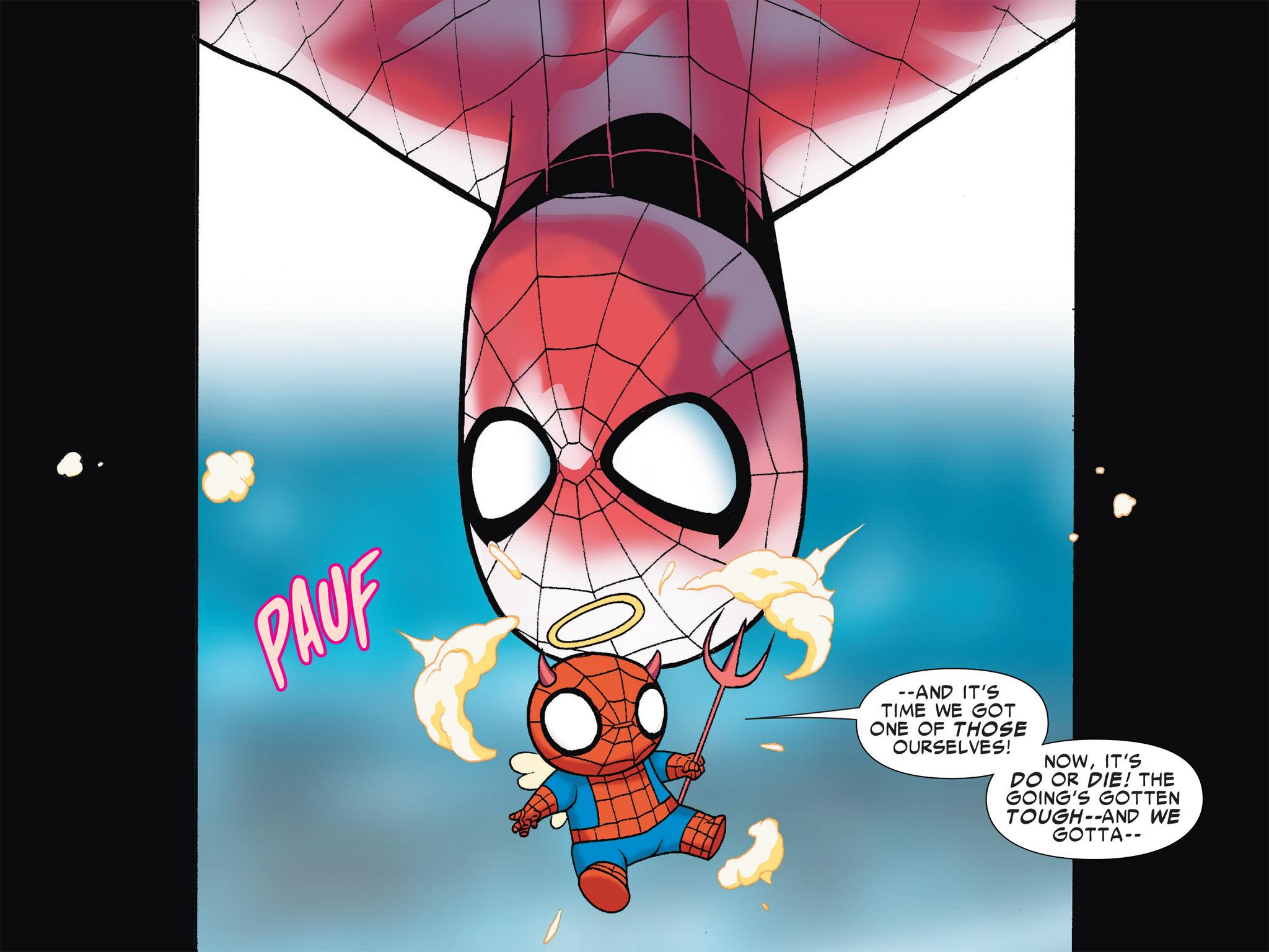Read online Ultimate Spider-Man (Infinite Comics) (2016) comic -  Issue #4 - 31