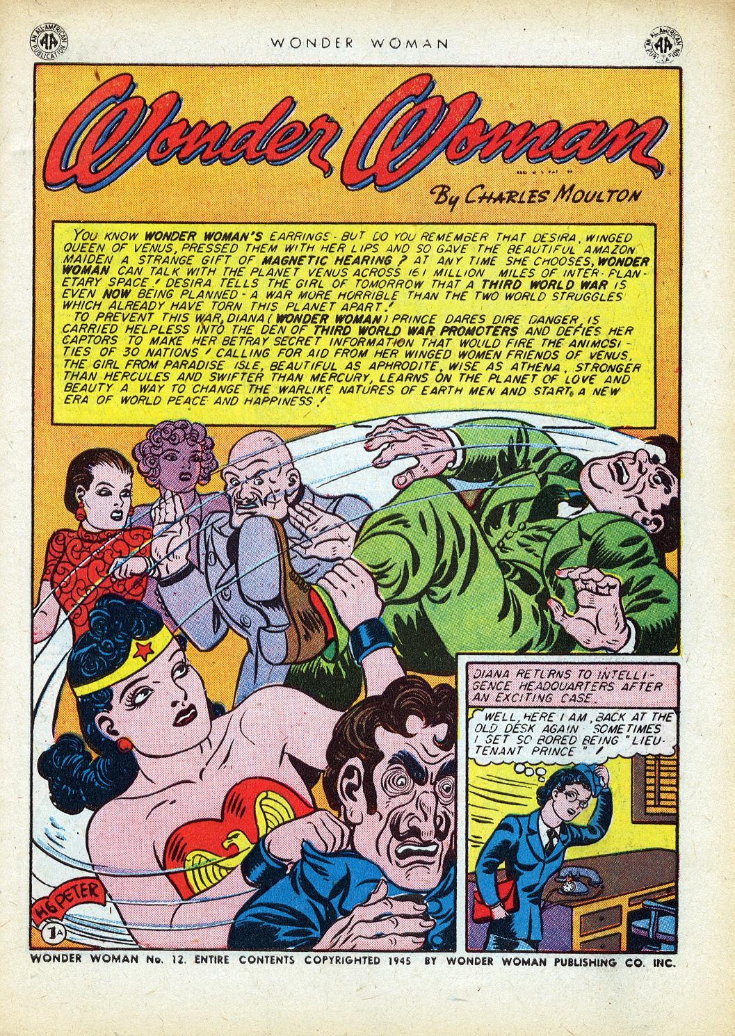 Read online Wonder Woman (1942) comic -  Issue #12 - 3
