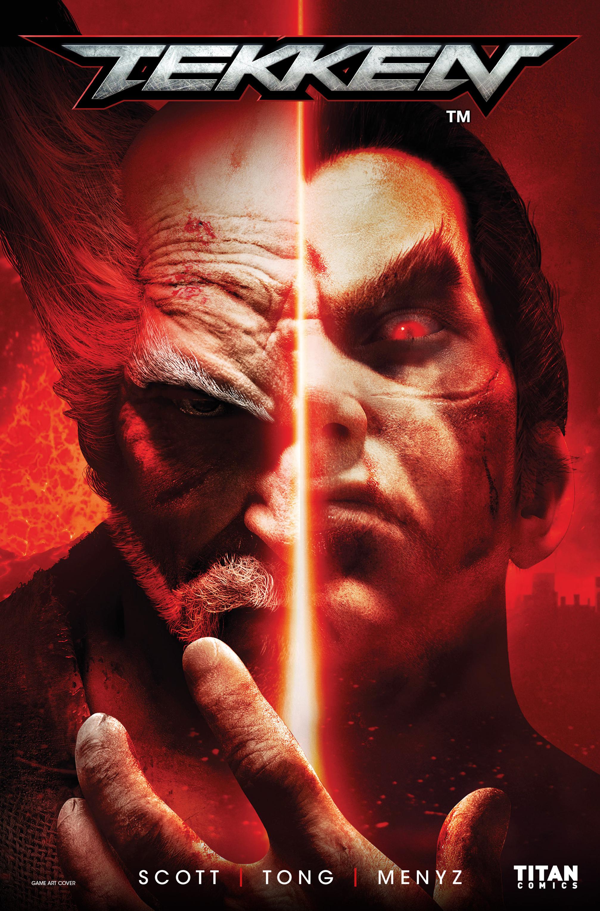 Read online Tekken comic -  Issue #1 - 4