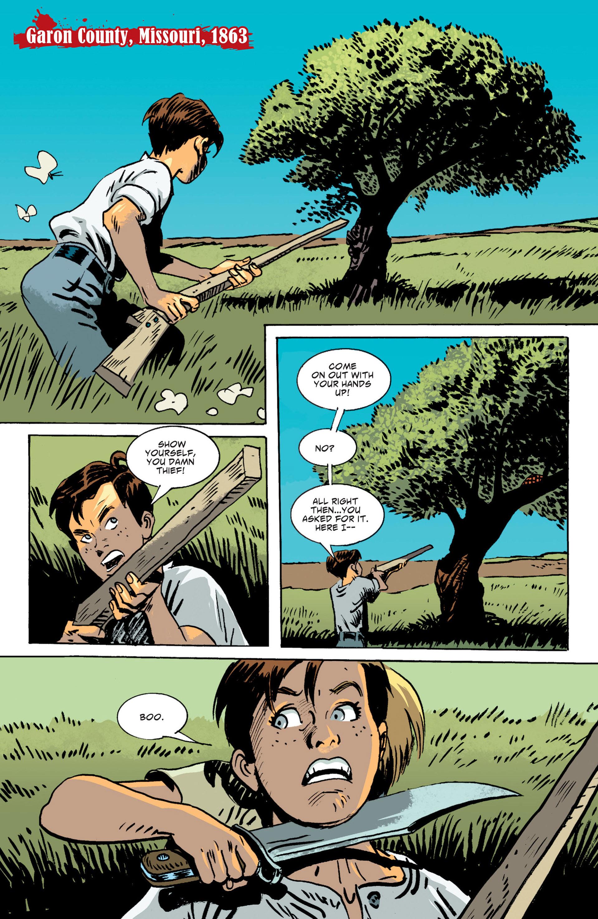 Read online American Vampire comic -  Issue #19 - 2