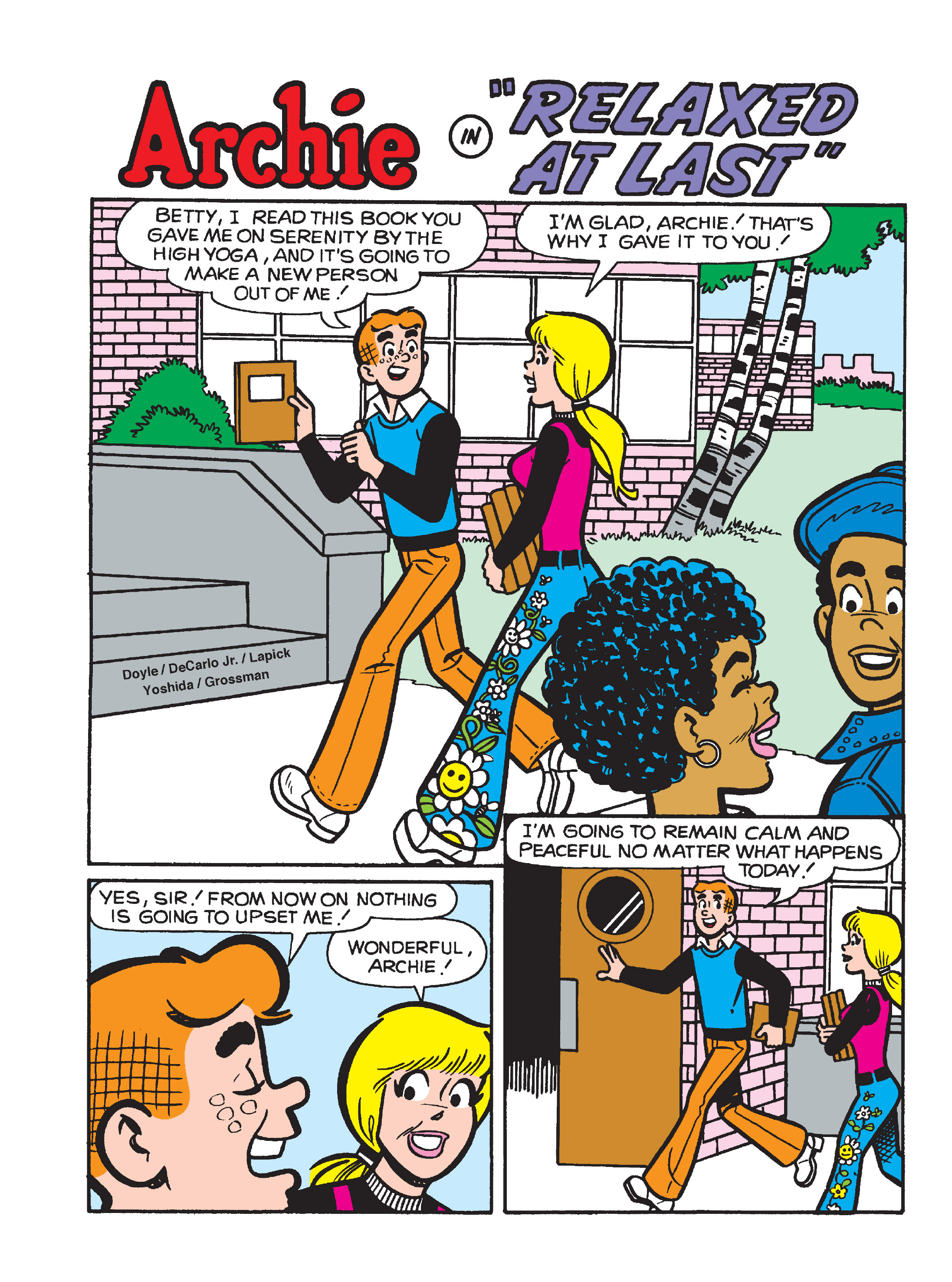 Read online Archie 1000 Page Comics Blowout! comic -  Issue # TPB (Part 3) - 120