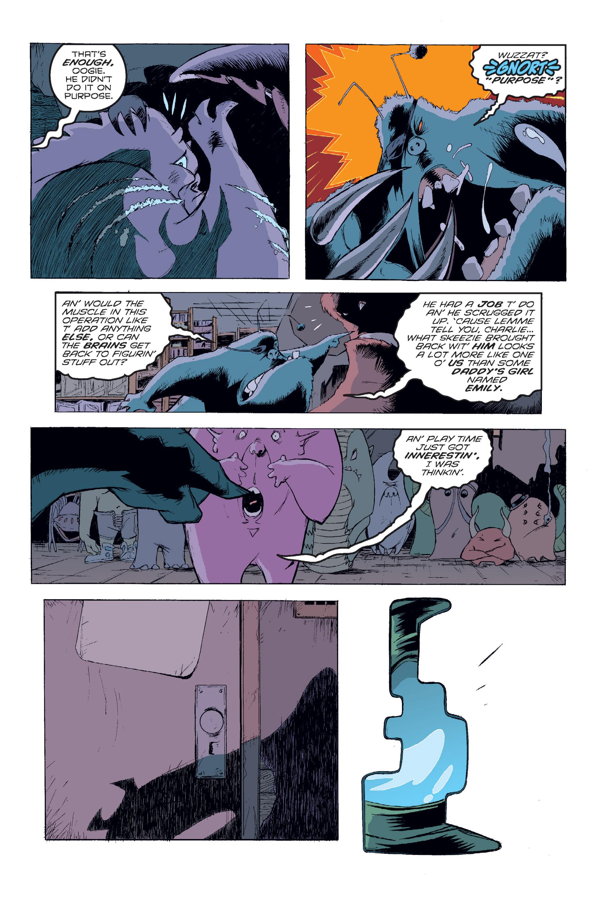 Read online B.P.R.D. (2003) comic -  Issue # TPB 2 - 95