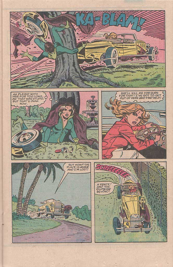 Dazzler (1981) 28 Page 13