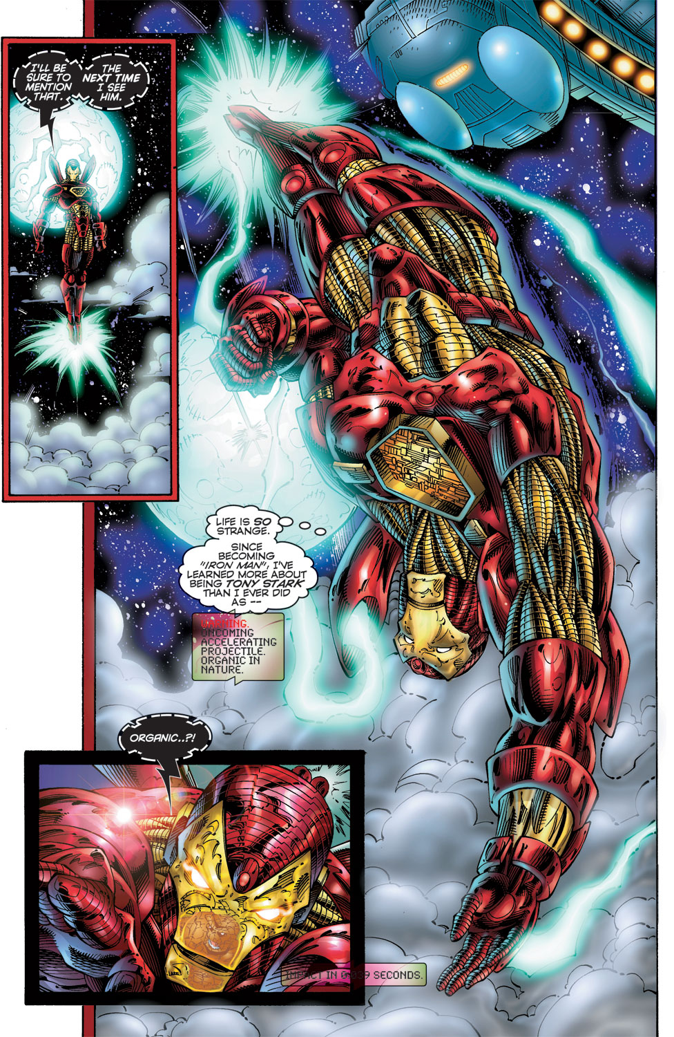 Read online Avengers (1996) comic -  Issue #6 - 16