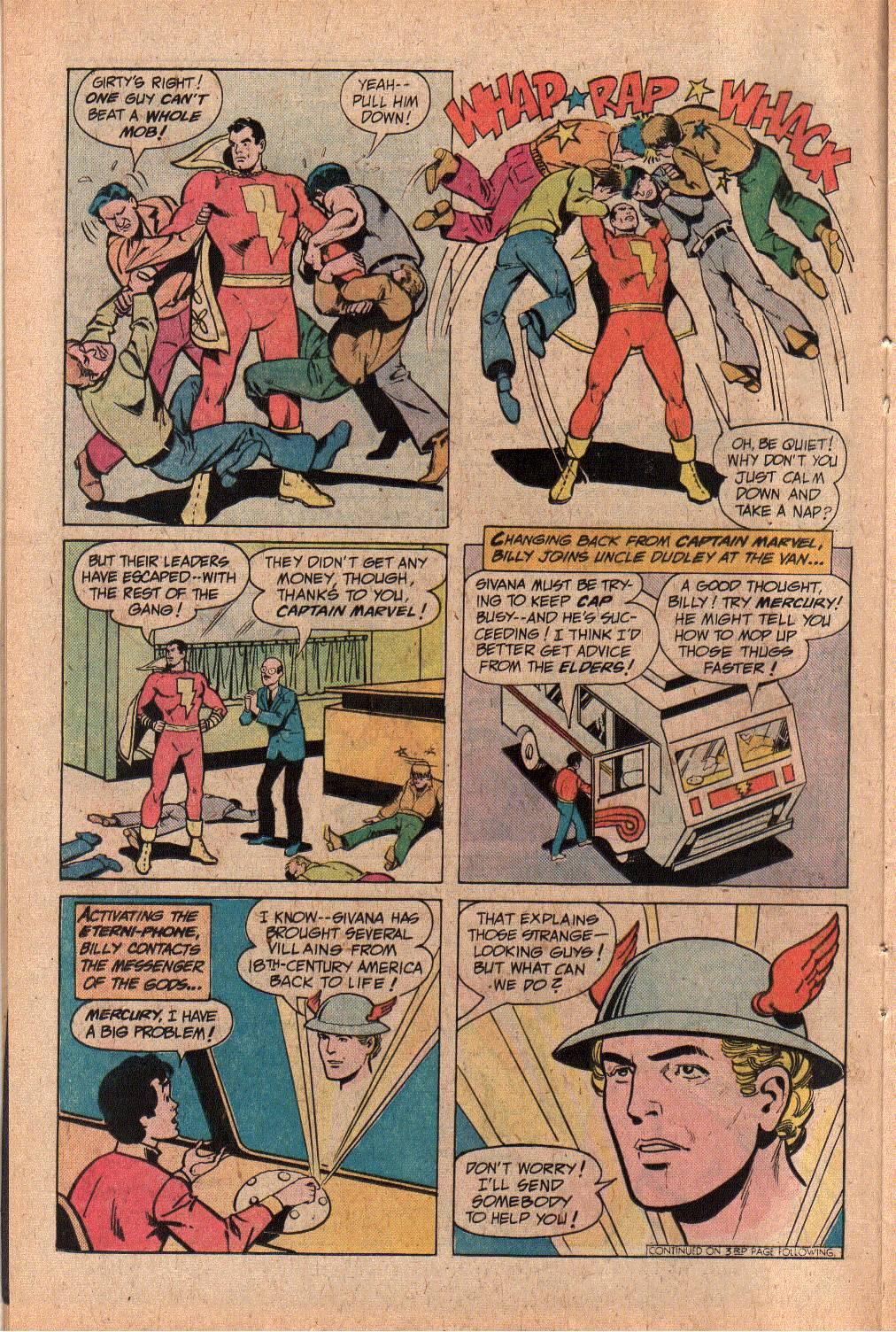 Read online Shazam! (1973) comic -  Issue #27 - 12