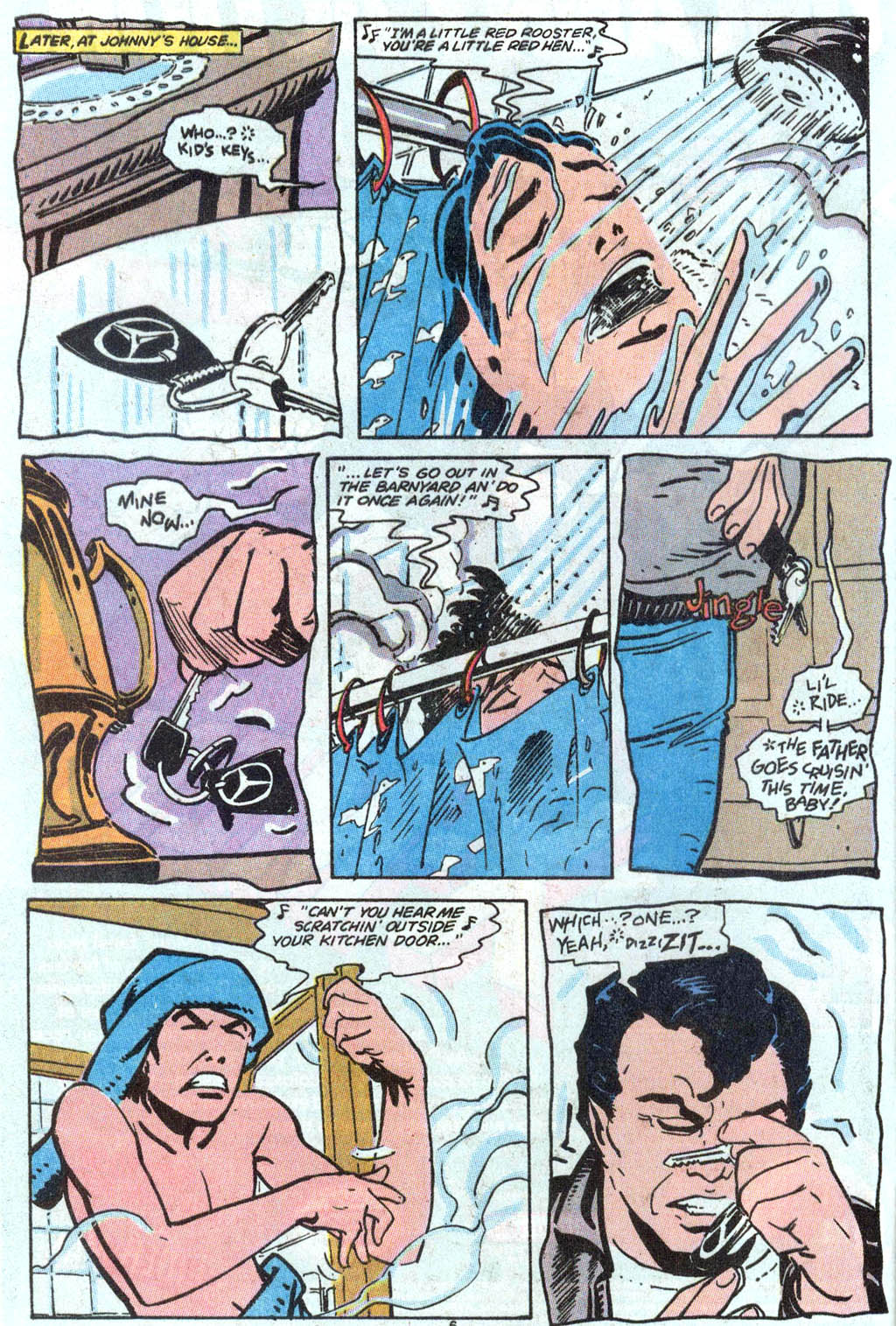 Steeltown Rockers issue 4 - Page 6