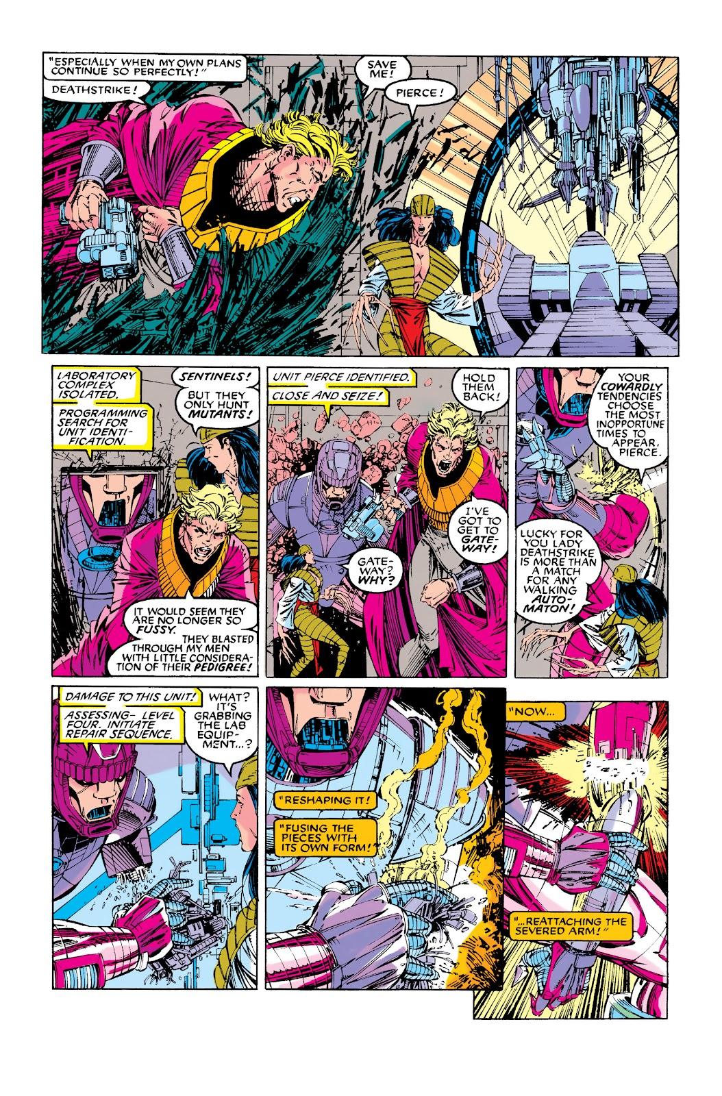 Uncanny X-Men (1963) issue 281 - Page 12