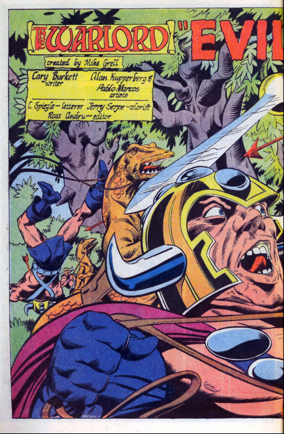 Warlord (1976) issue 92 - Page 3