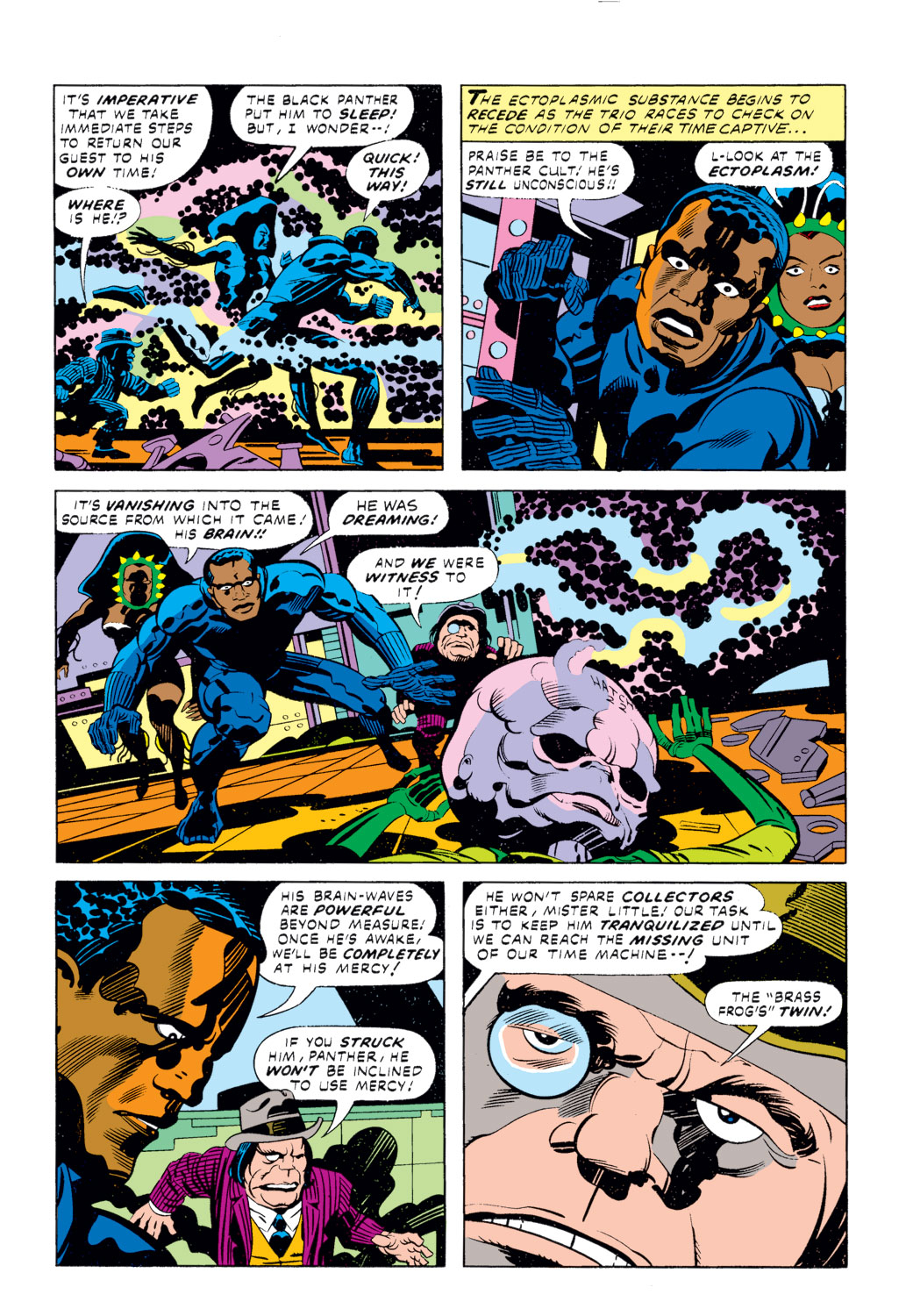 Black Panther (1977) issue 2 - Page 14