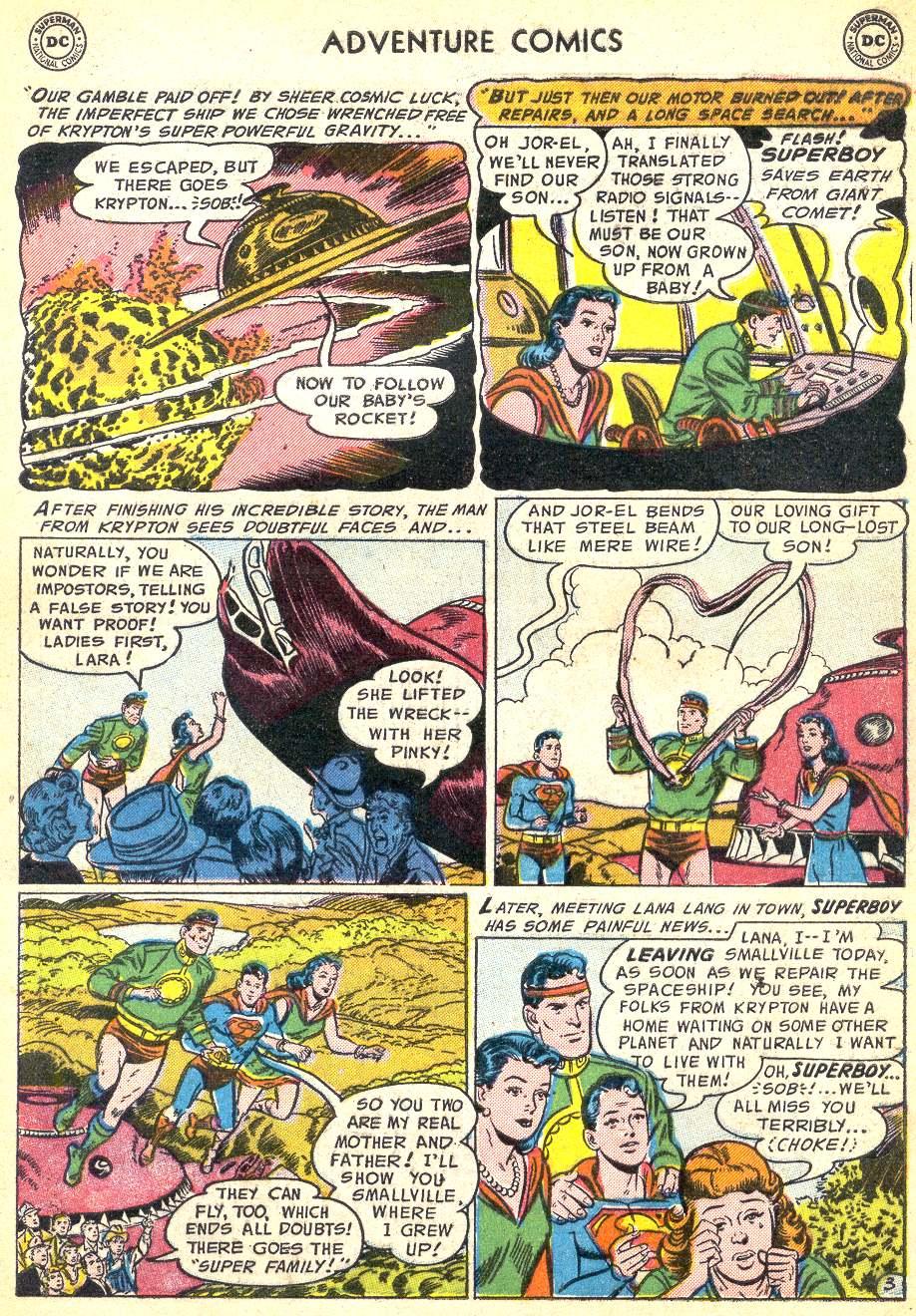 Read online Adventure Comics (1938) comic -  Issue #218 - 5