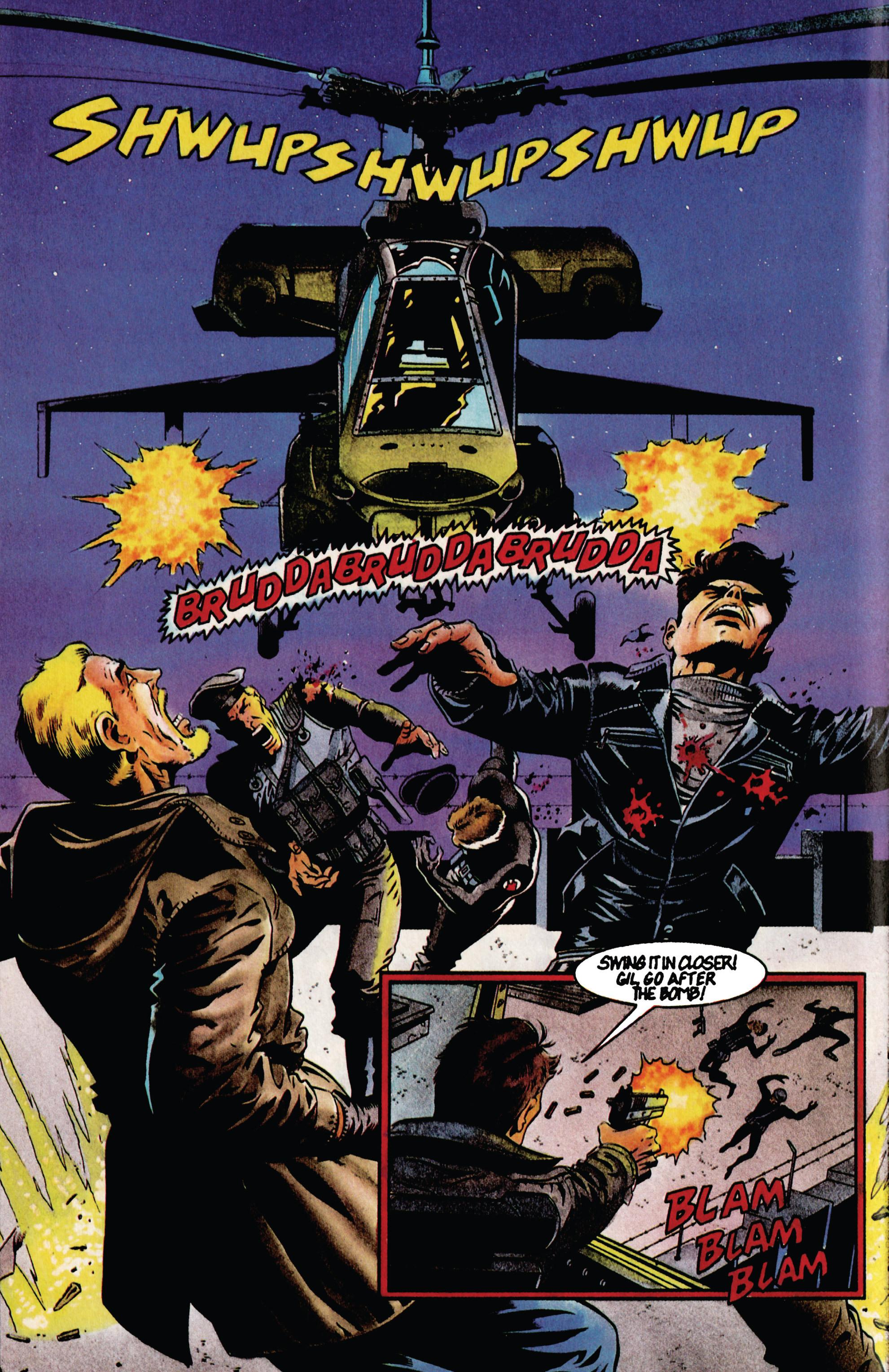 Read online Eternal Warrior (1992) comic -  Issue #36 - 15