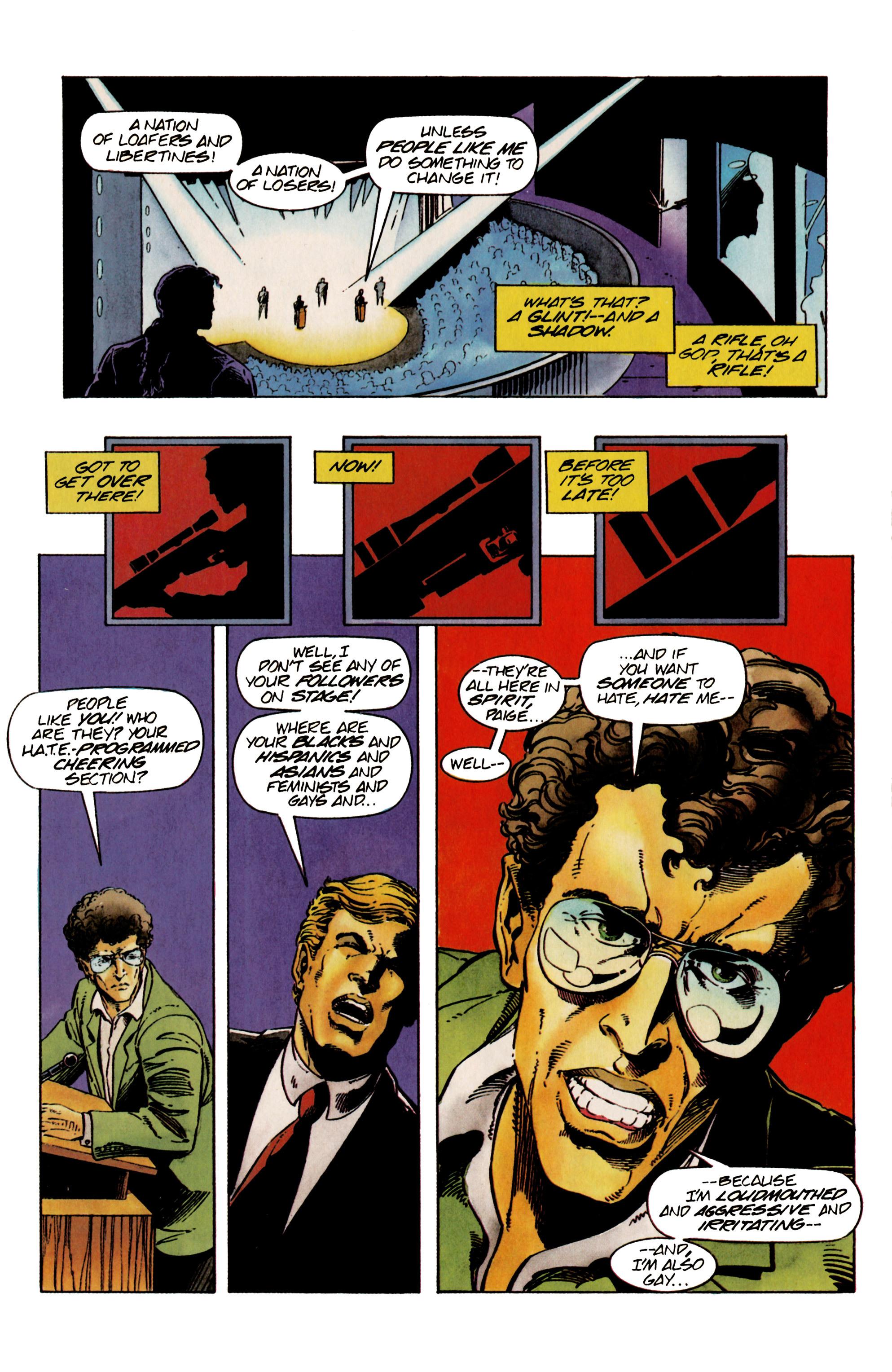 Read online Shadowman (1992) comic -  Issue #24 - 14