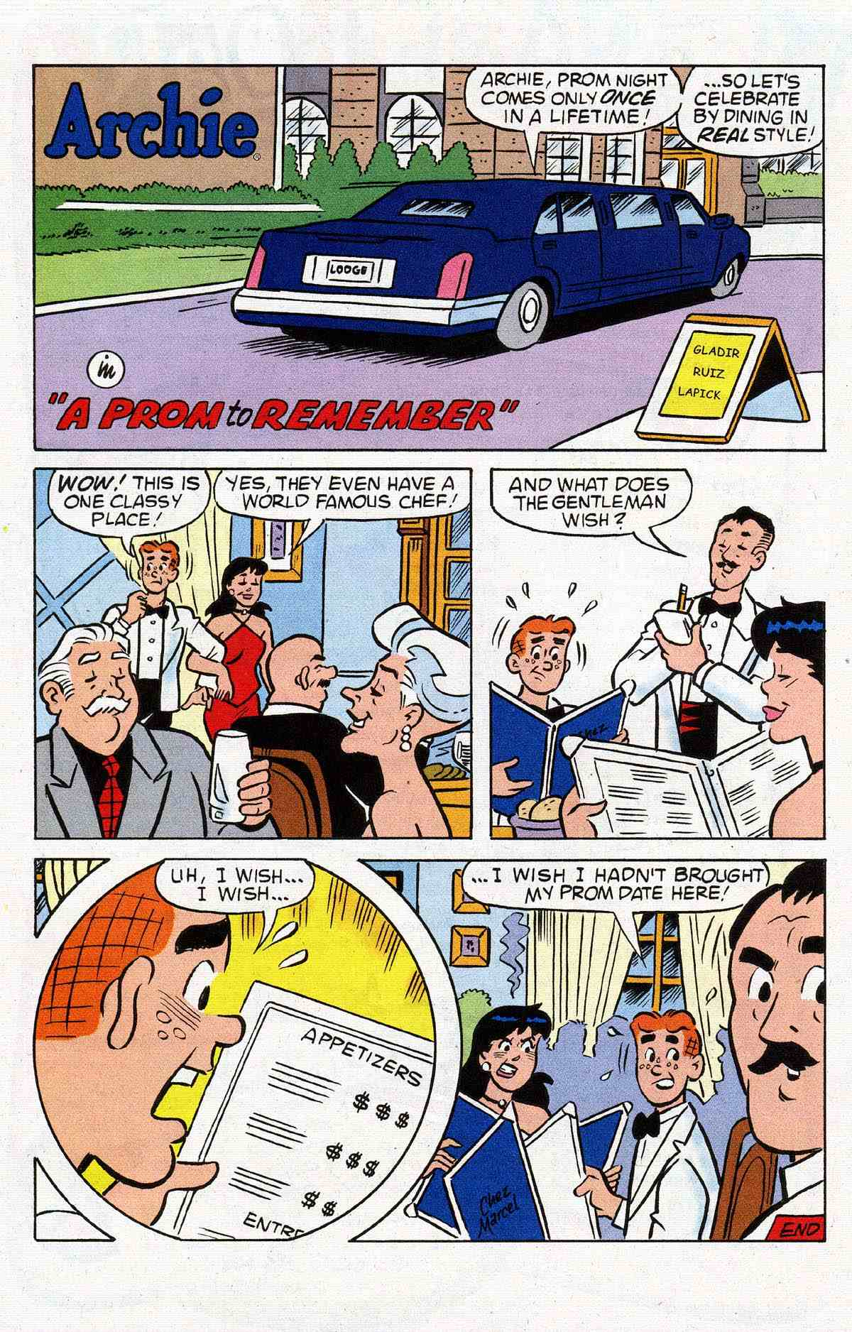 Read online Archie's Girls Betty and Veronica comic -  Issue #187 - 16
