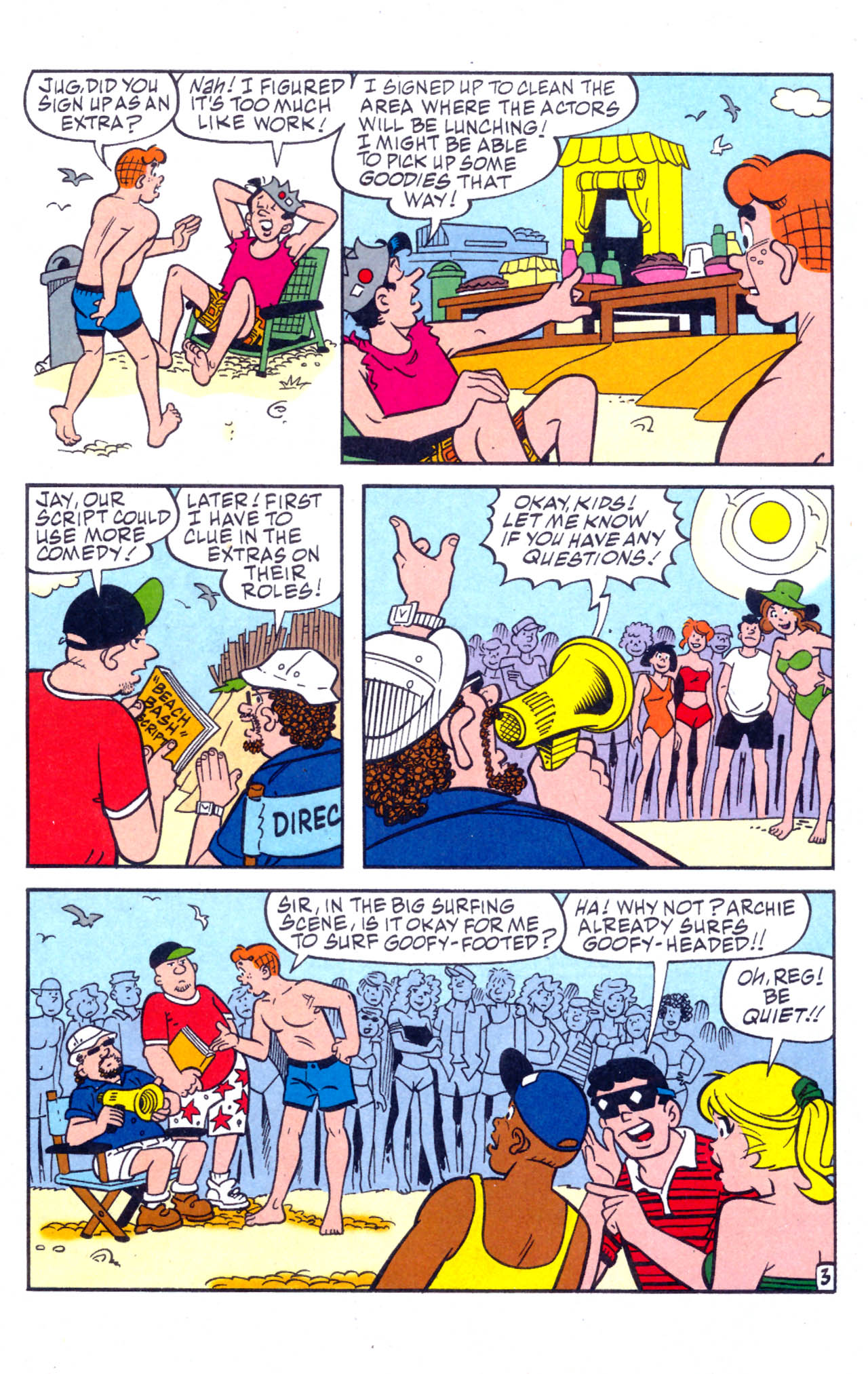 Read online Archie (1960) comic -  Issue #576 - 15