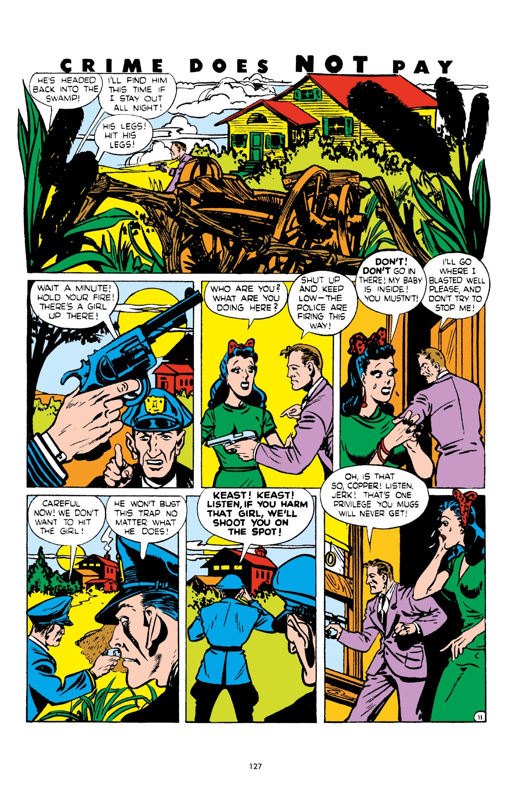 Read online Crime Does Not Pay Archives comic -  Issue # TPB 4 (Part 2) - 27