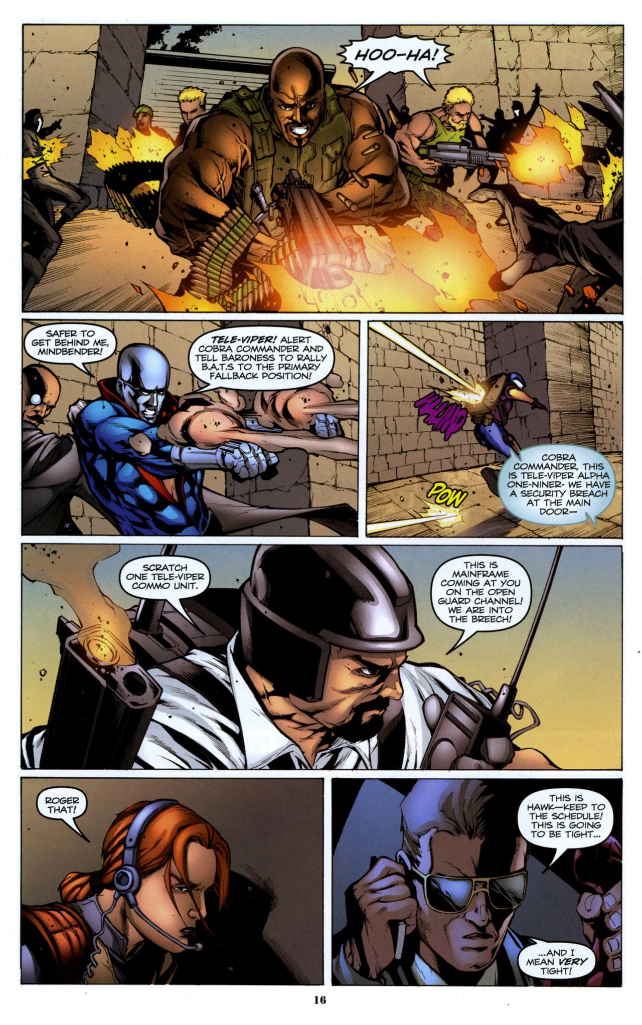 G.I. Joe: A Real American Hero 158 Page 17