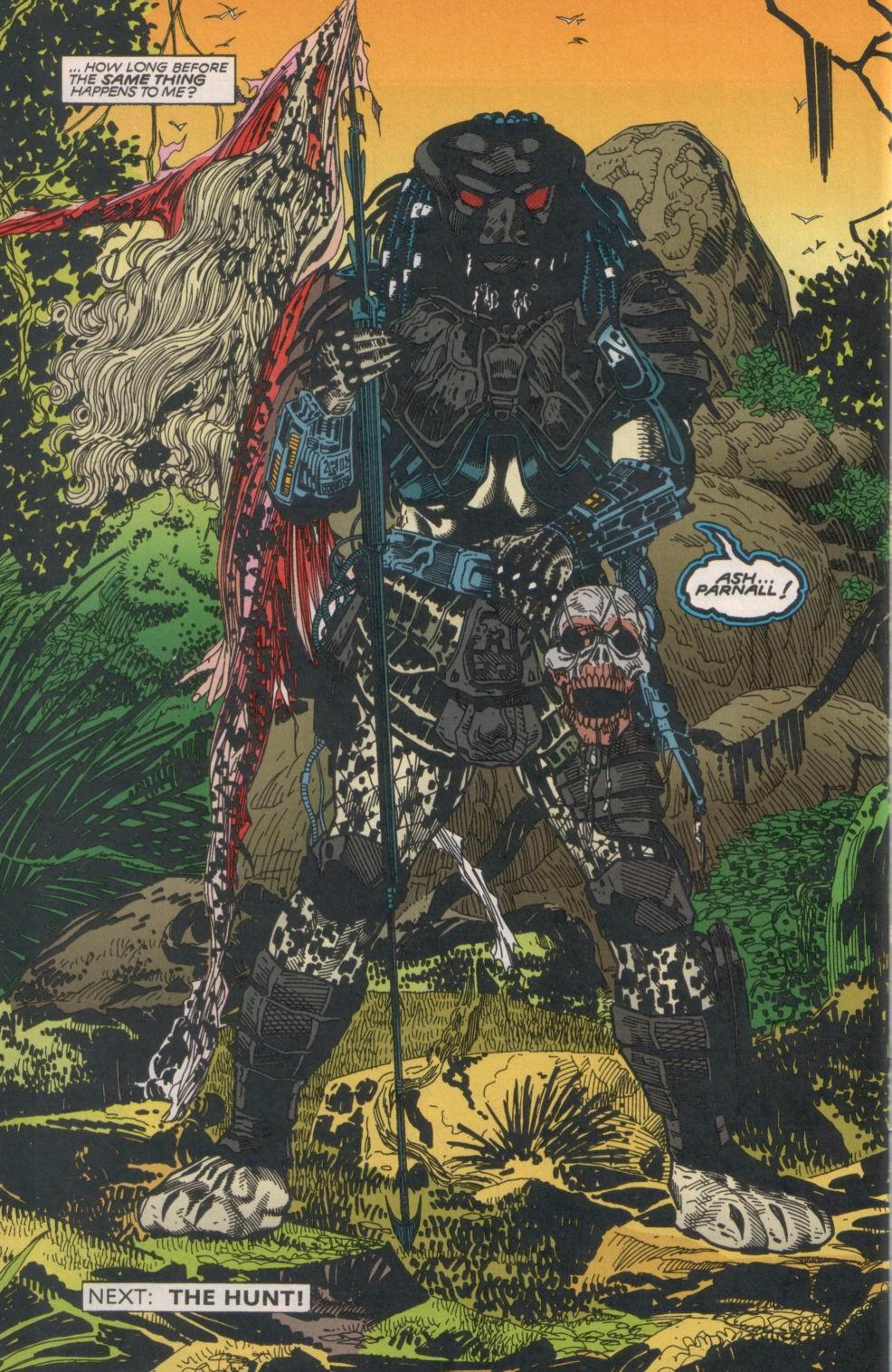 Read online Aliens/Predator: The Deadliest of the Species comic -  Issue #1 - 29
