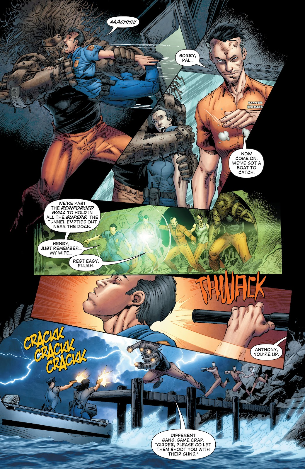 Read online The Flash (2011) comic -  Issue # _TPB 8 (Part 1) - 24