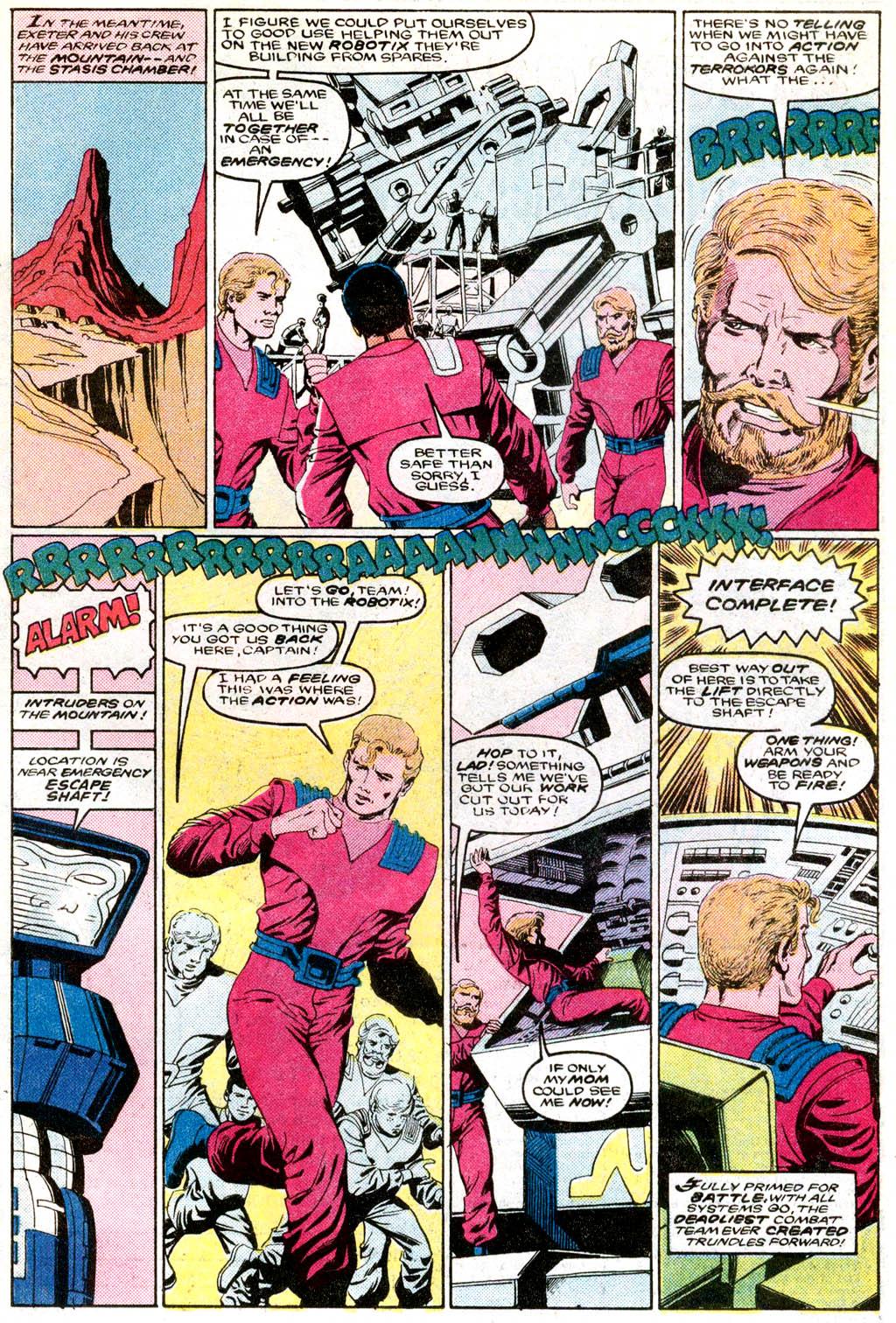 Read online Robotix comic -  Issue # Full - 21