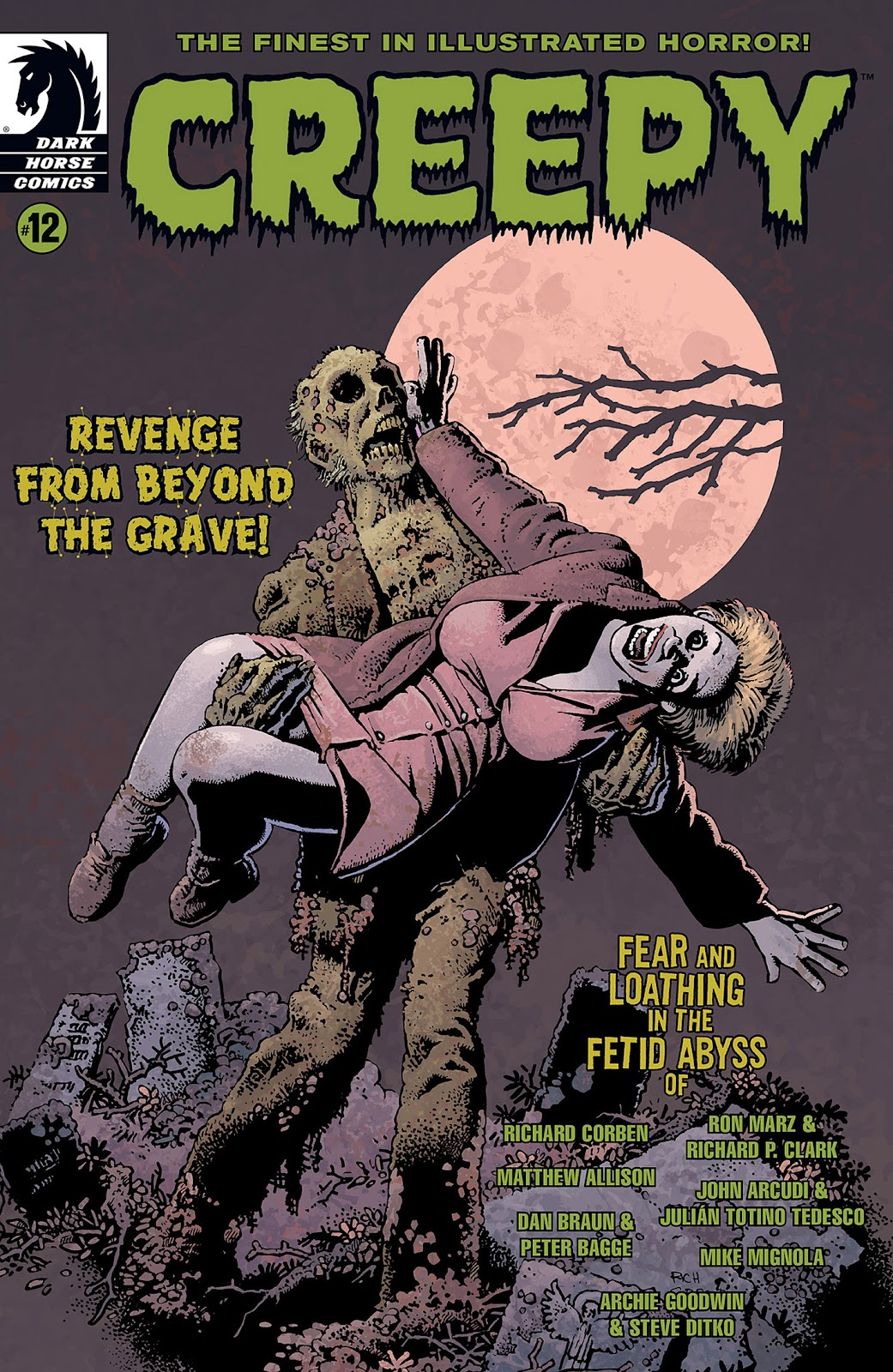 Creepy (2009) issue 12 - Page 1