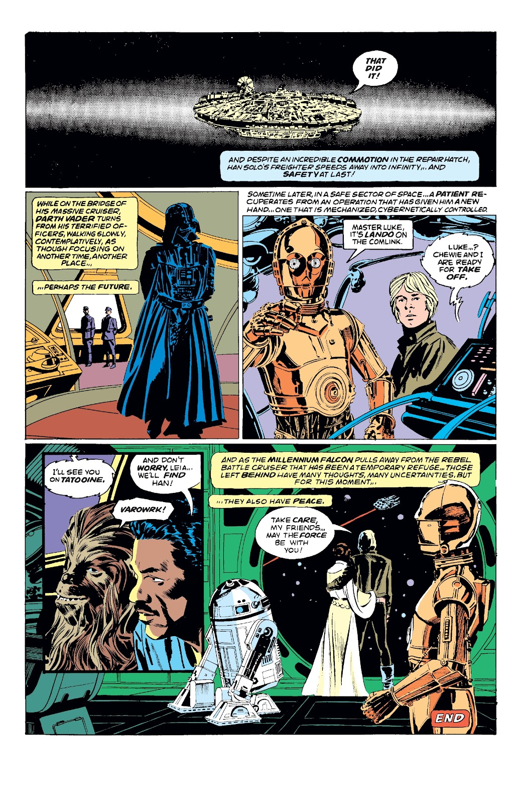 Read online Star Wars Legends: The Original Marvel Years - Epic Collection comic -  Issue # TPB 3 (Part 2) - 13