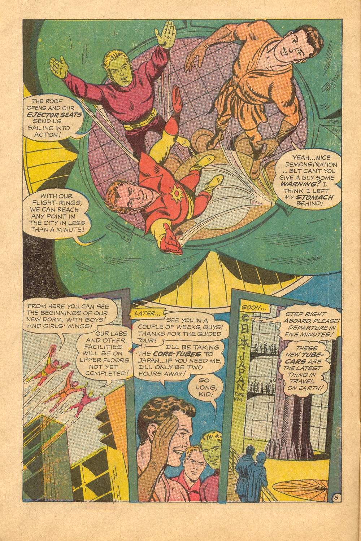 Read online Adventure Comics (1938) comic -  Issue #367 - 9
