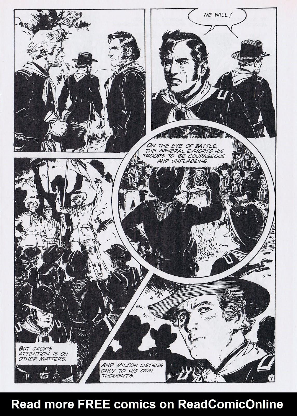 Read online Merchants of Death comic -  Issue #2 - 9