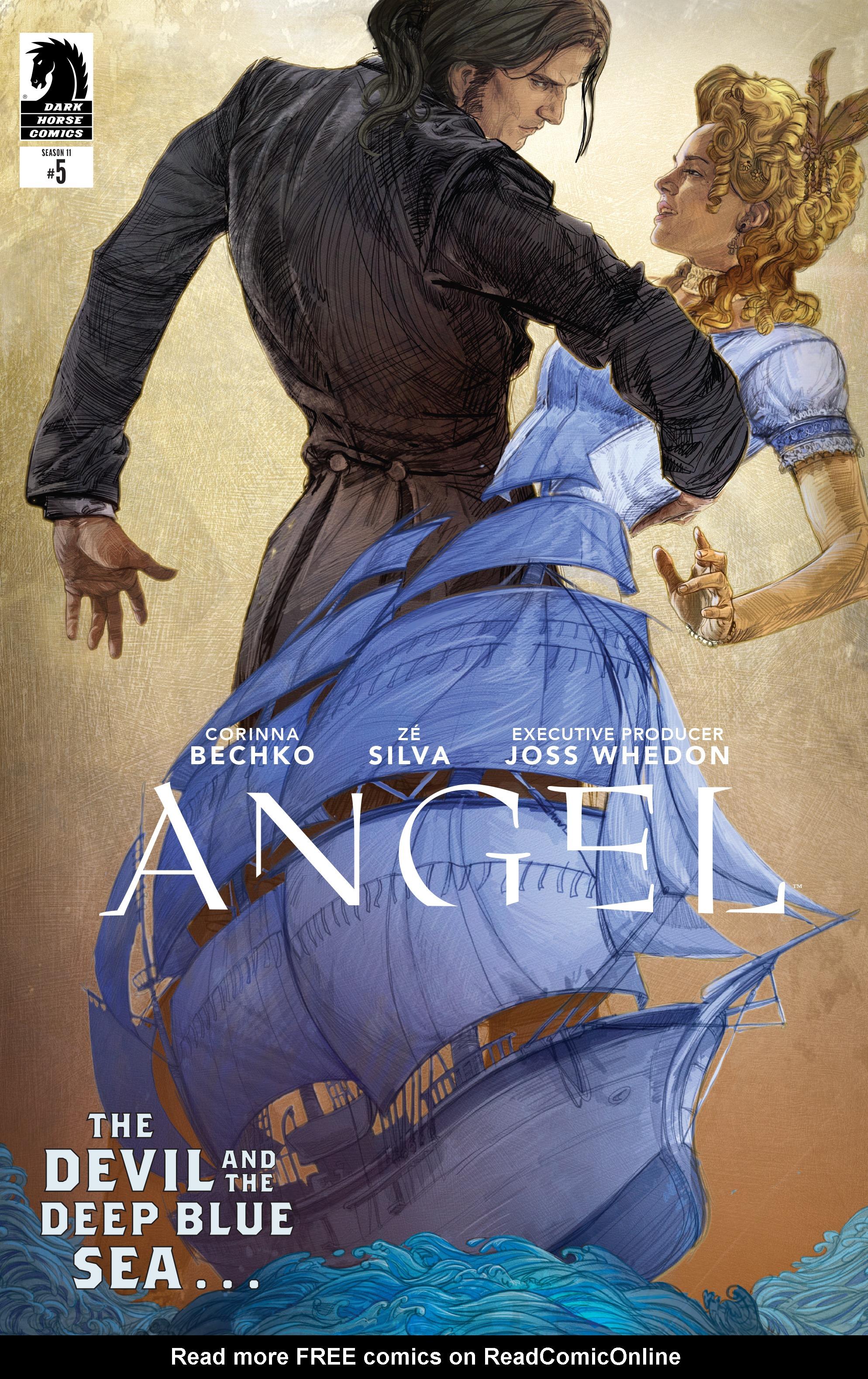 Angel Season 11 5 Page 1
