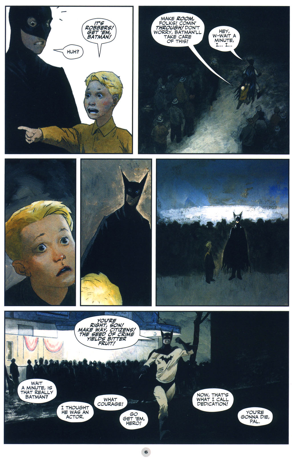 Read online Solo (2004) comic -  Issue #9 - 7
