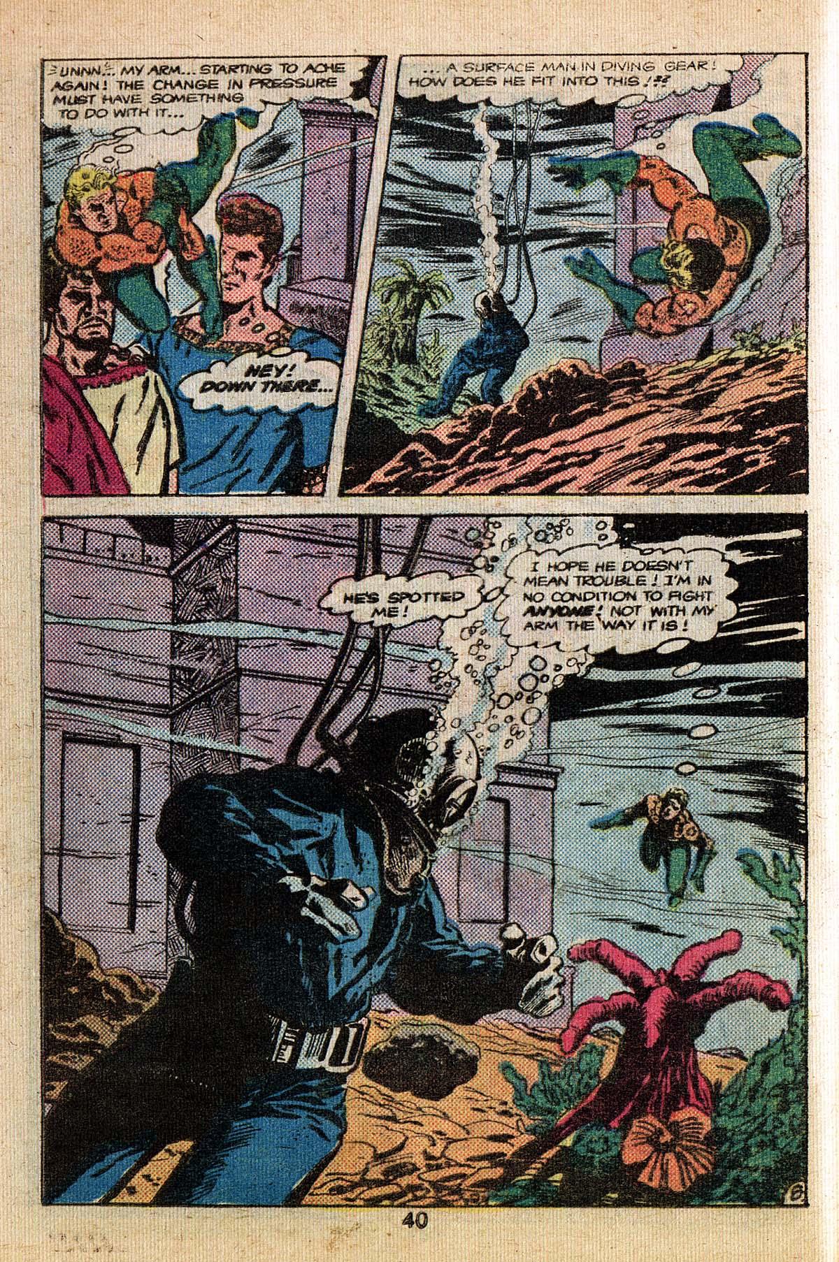 Read online Adventure Comics (1938) comic -  Issue #494 - 40