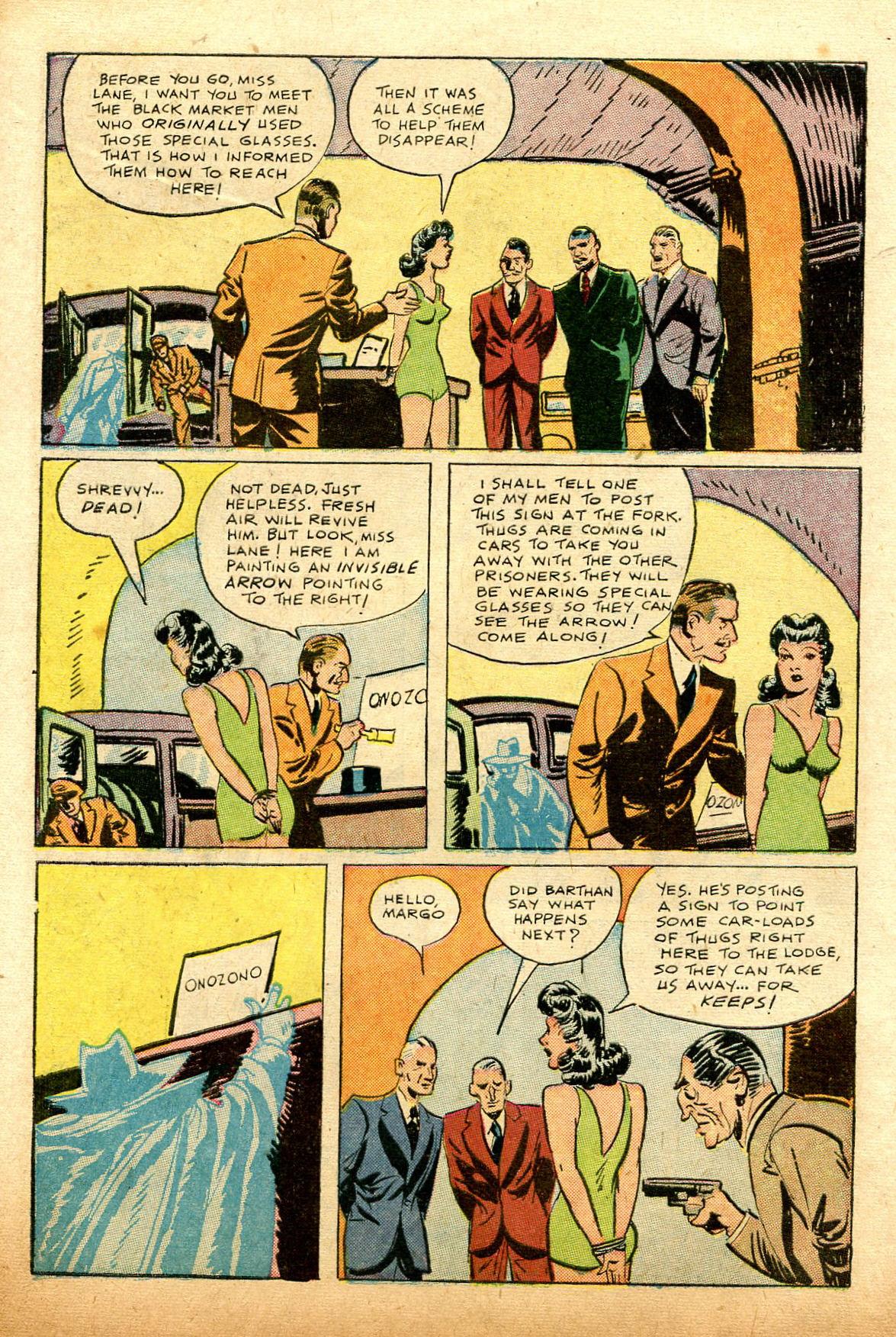 Read online Shadow Comics comic -  Issue #74 - 14