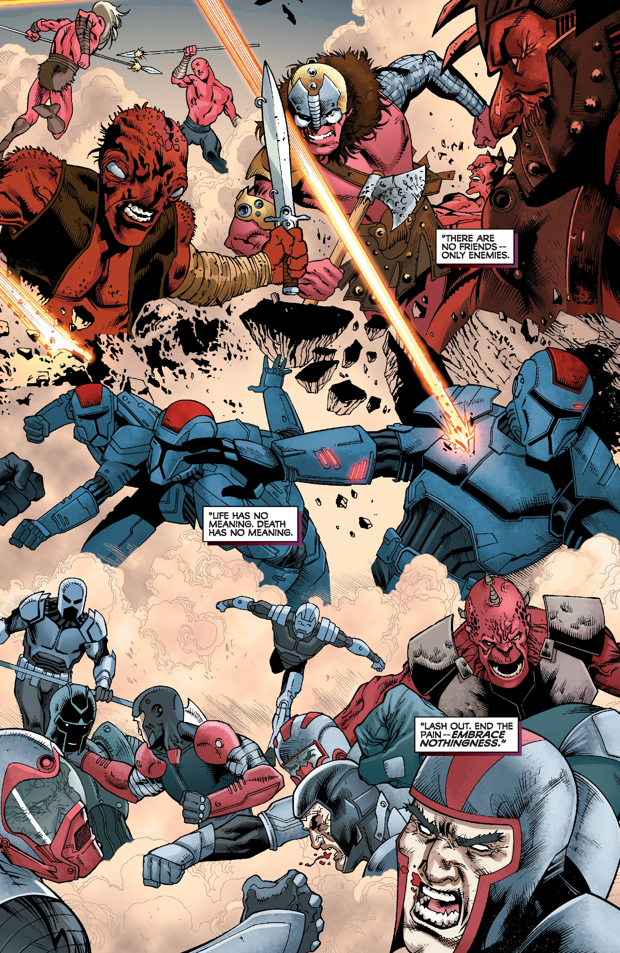 Read online Star Wars: Knight Errant - Escape comic -  Issue #4 - 12