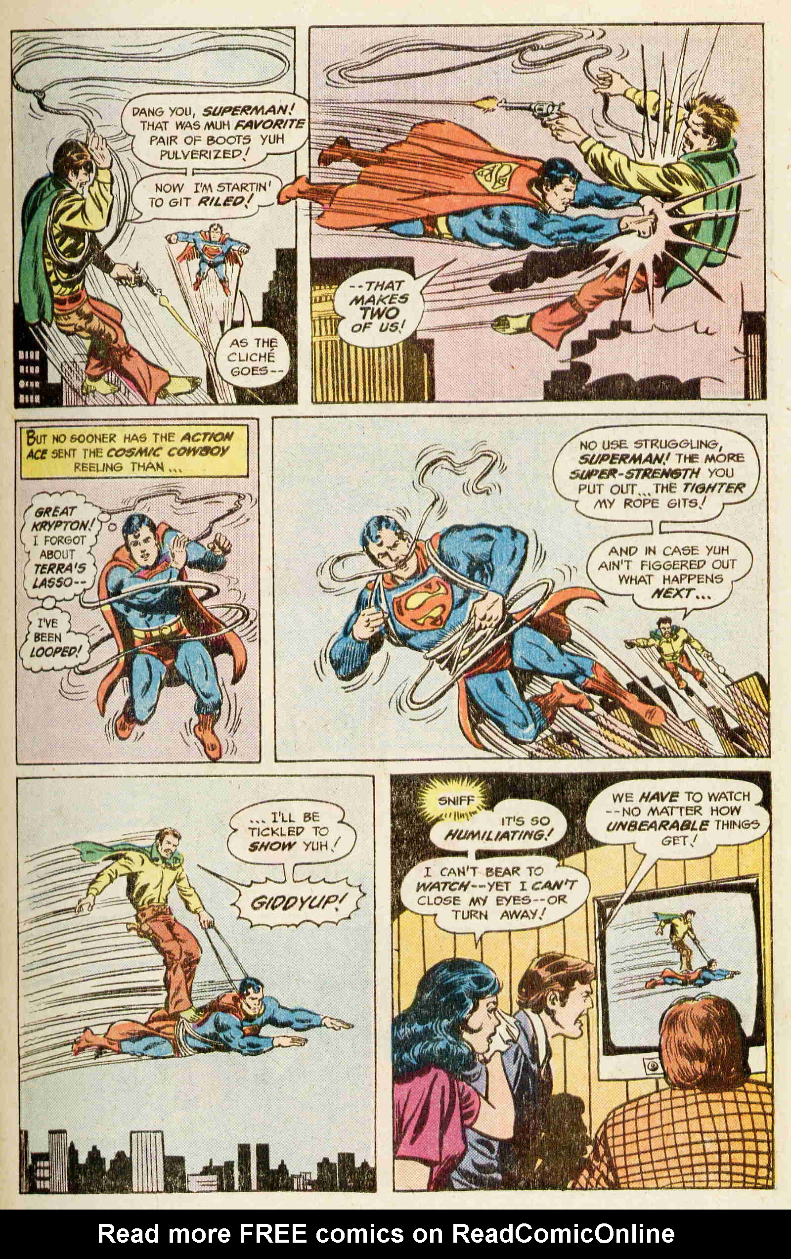Read online Action Comics (1938) comic -  Issue #469 - 11