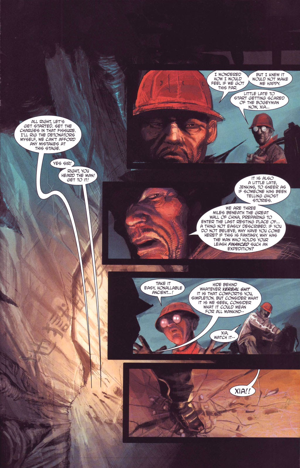 7 Brothers issue 1 - Page 28